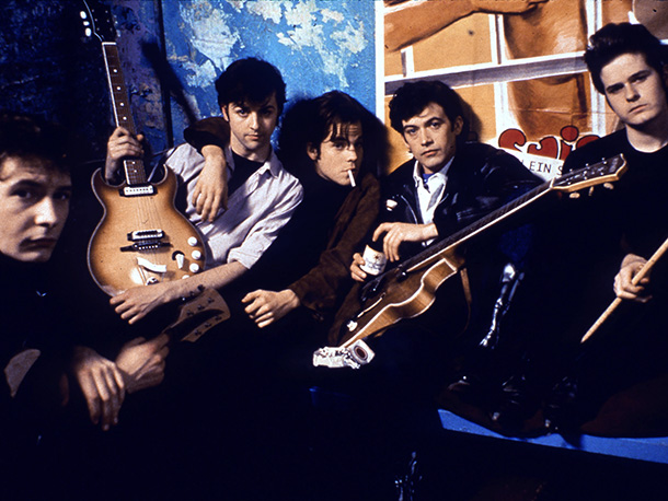 Backbeat | A miraculously authentic rock & roll biopic about the early days of the Beatles told from the perspective of Stuart Sutcliffe, the charismatic ''fifth Beatle''…