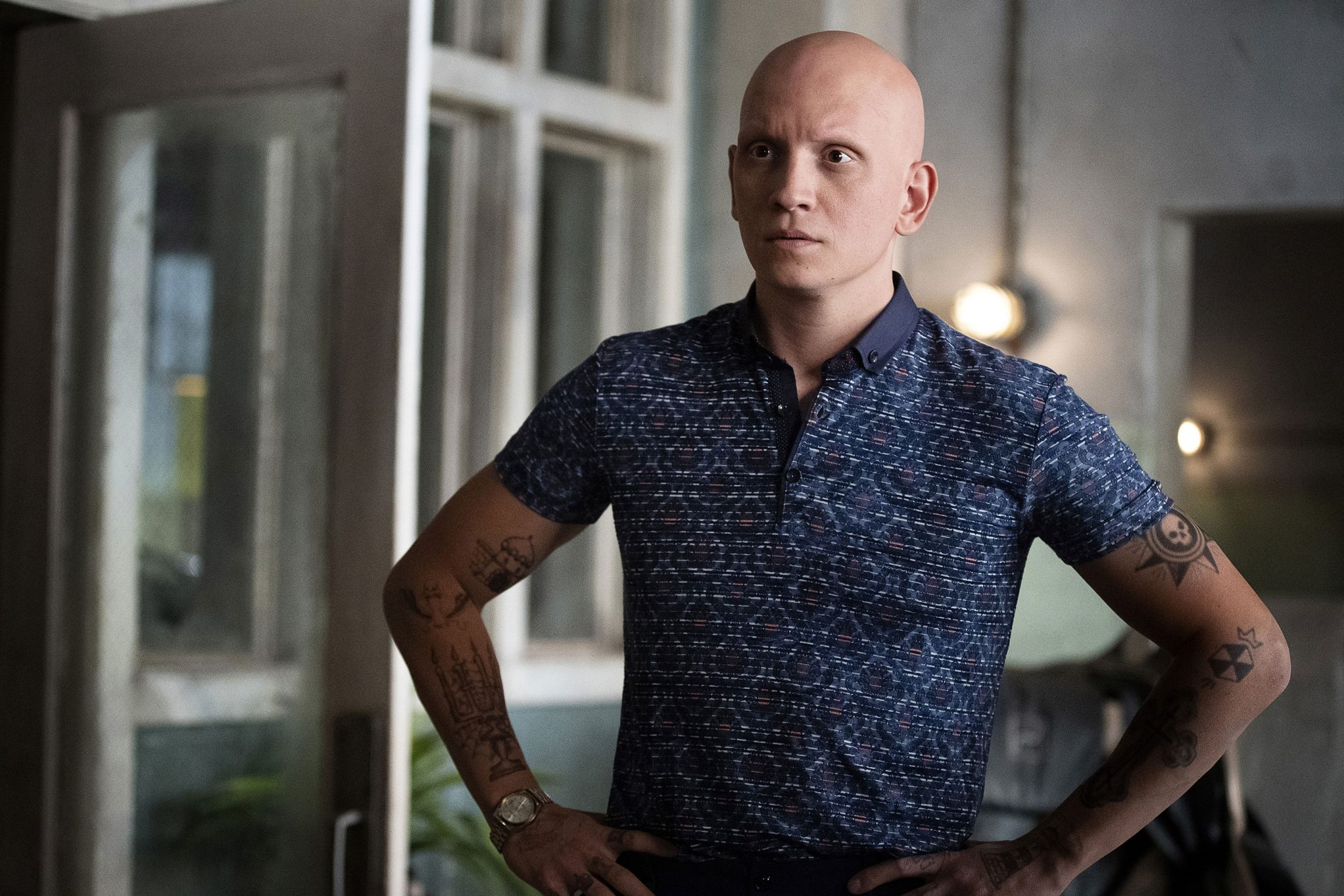 Barry Season 2Pictured: Anthony CarriganCR:  Isabella Vosmikova/HBO