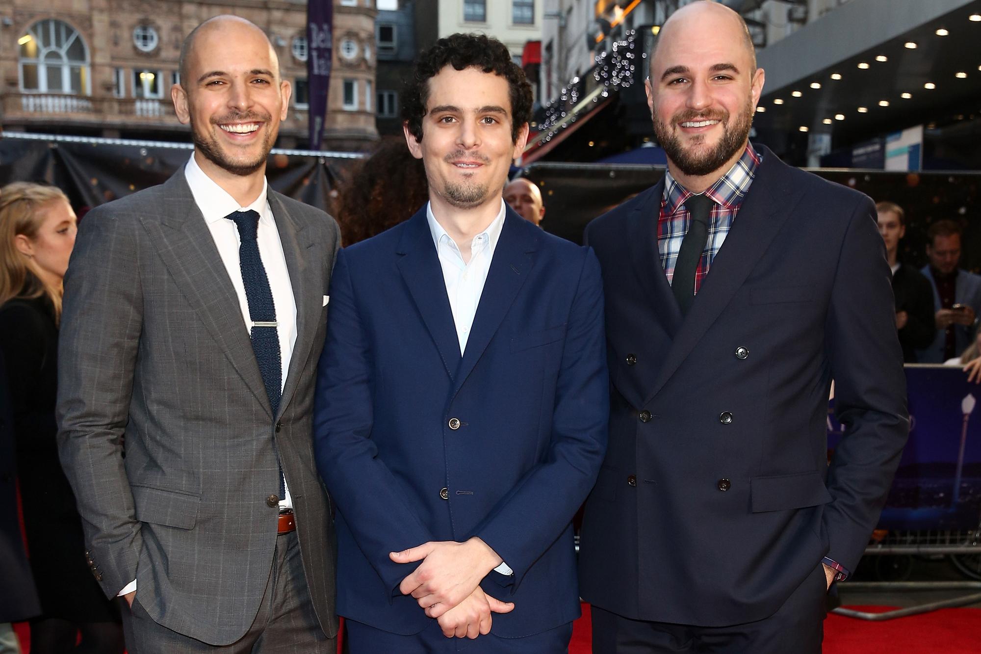 'La La Land' - Patrons Gala - 60th BFI London Film Festival