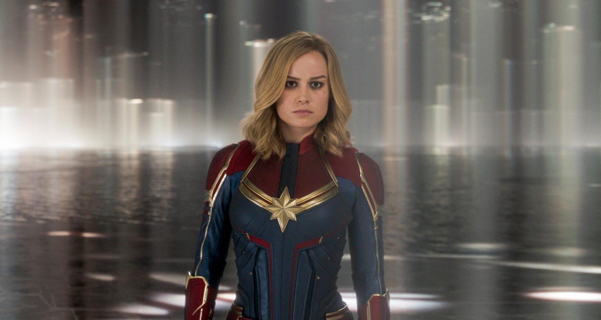Let S Talk About Captain Marvel S Look In Avengers Endgame Ew Com
