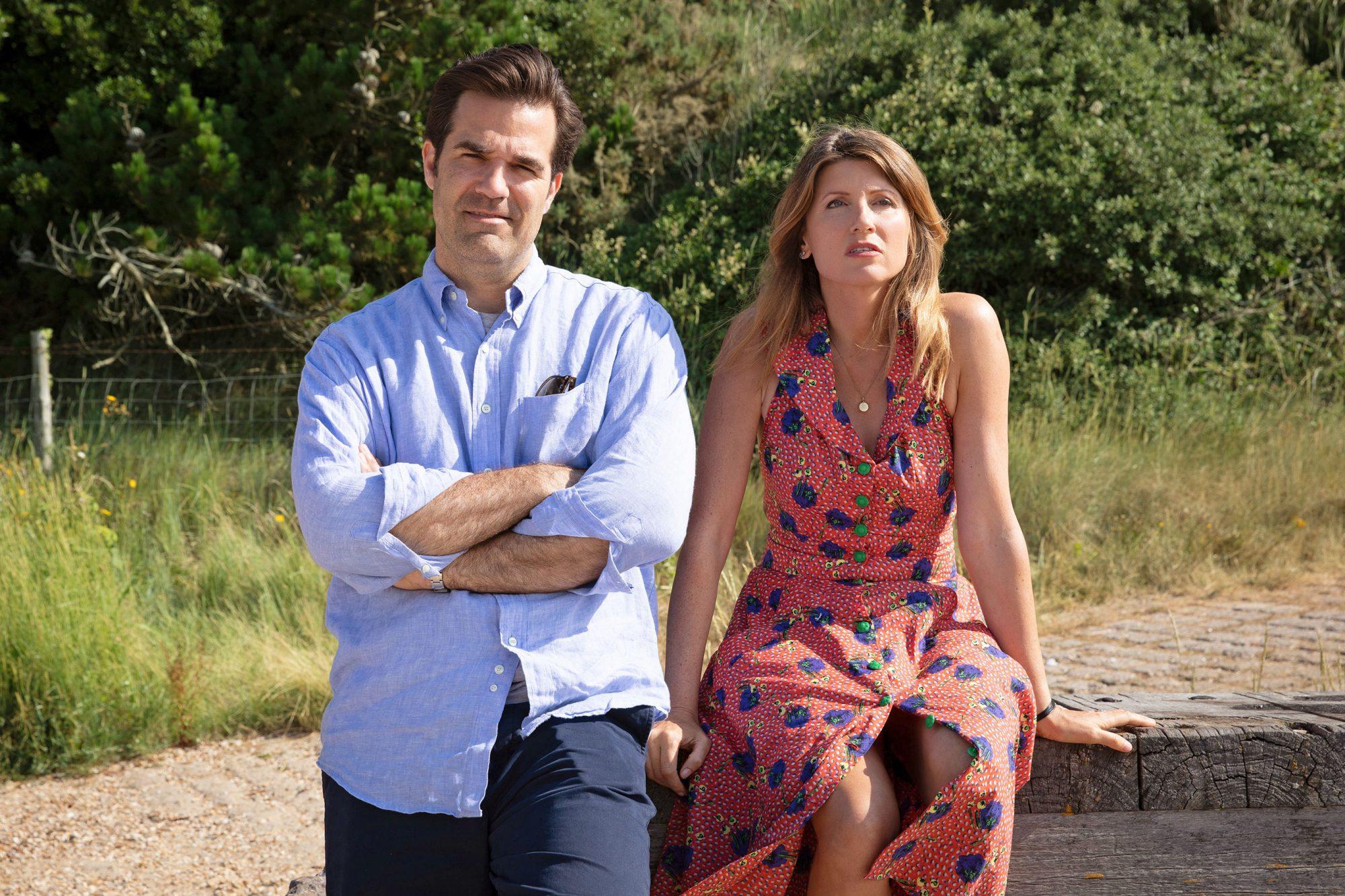 episodics from season4 of Catastrophefeaturing Rob Delaney and Sharon Horgan