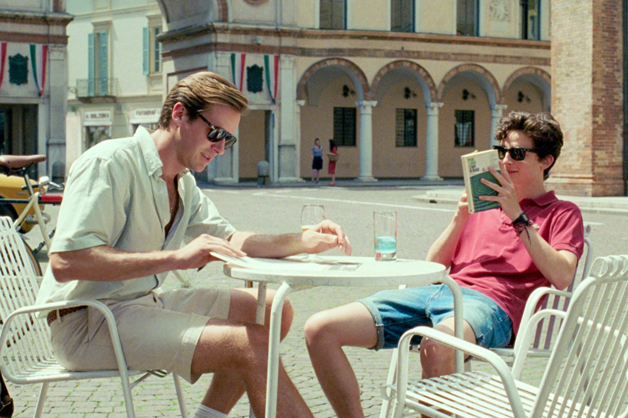 Armie Hammer clarifies status of Call Me by Your Name sequel