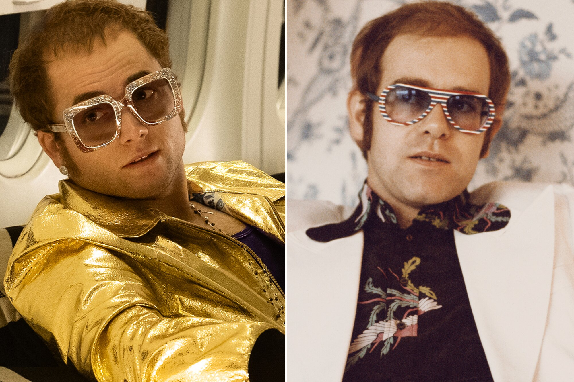 Rocketman Subject Elton John Says Studios Wanted Less Sex And