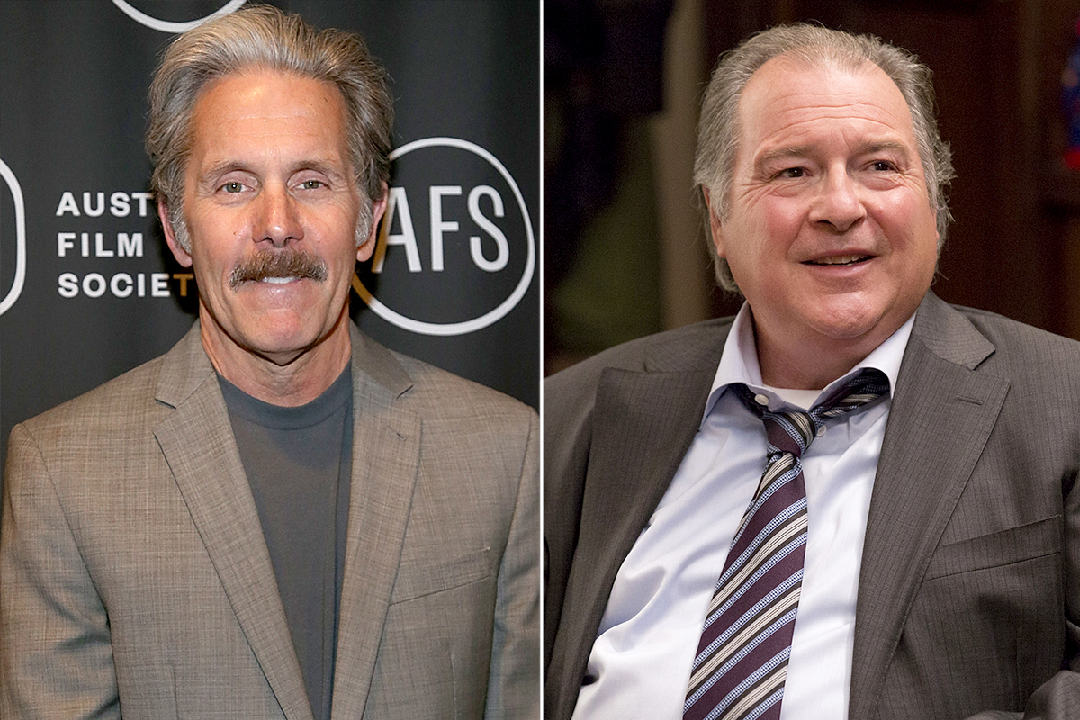Gary Cole and Kevin Dunn split