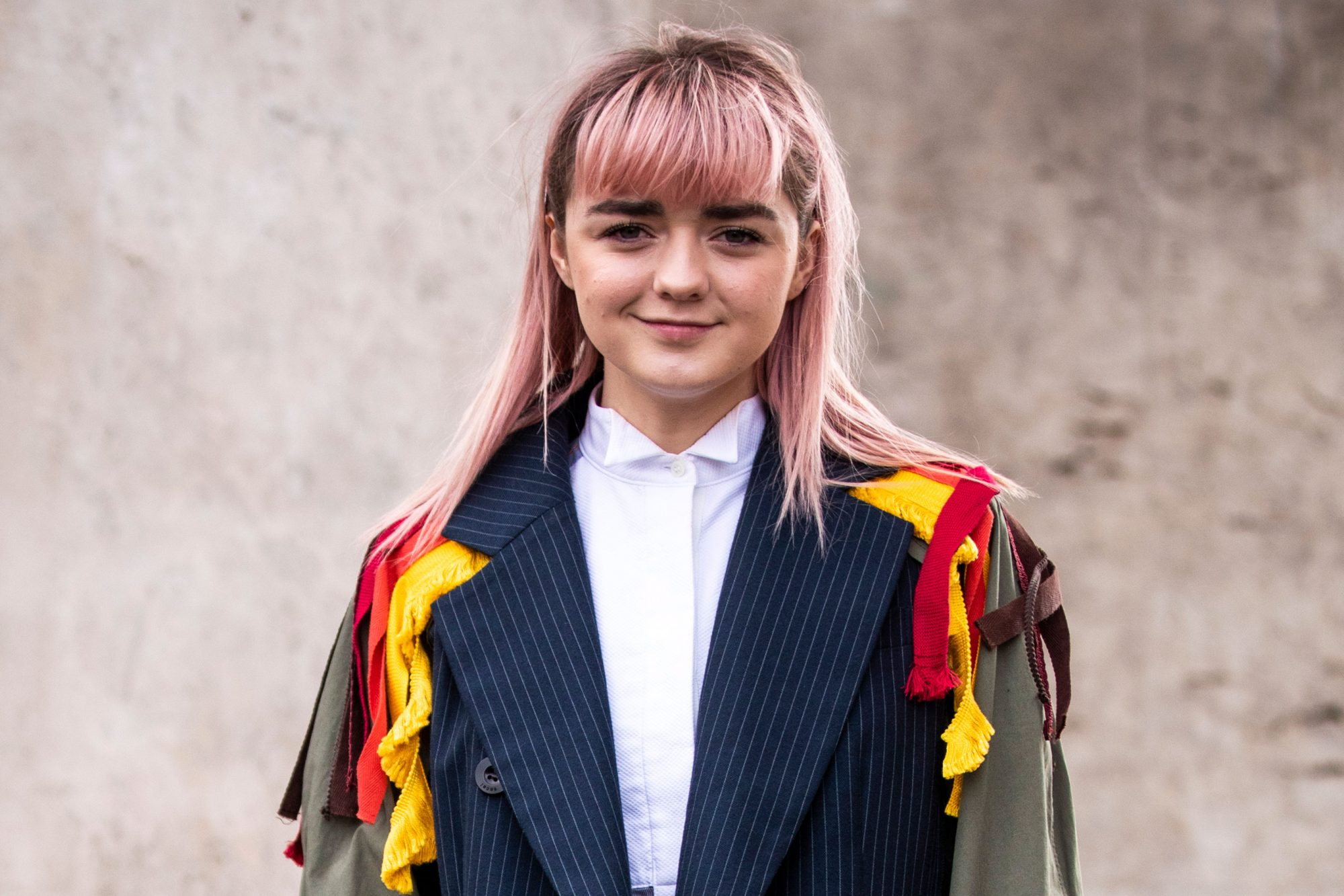 Street Style - Paris Fashion Week Womenswear Fall/Winter 2019/2020 : Day Eight