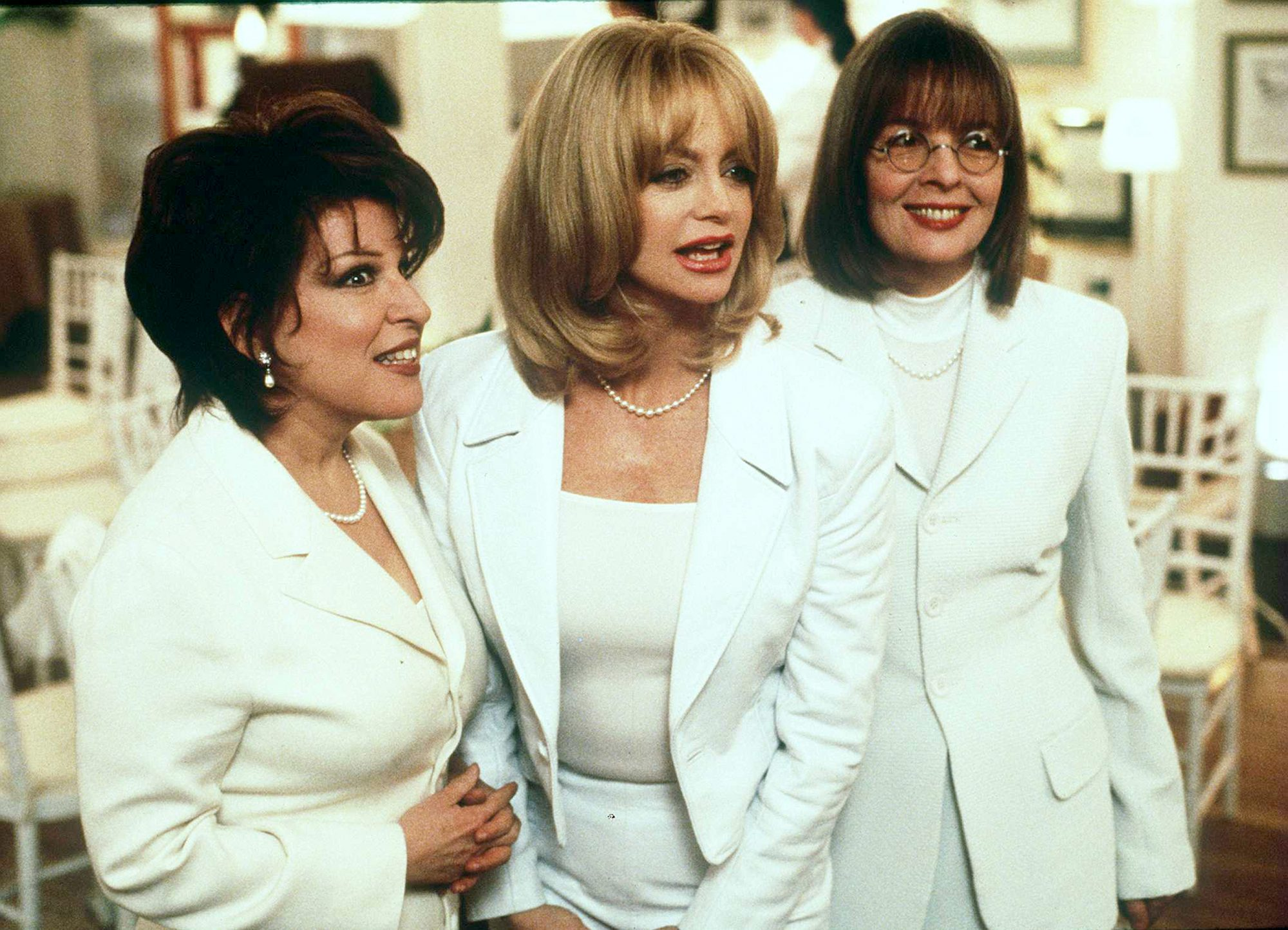 First Wives Club Beete Midler Goldie Hawn And Diane Keaton