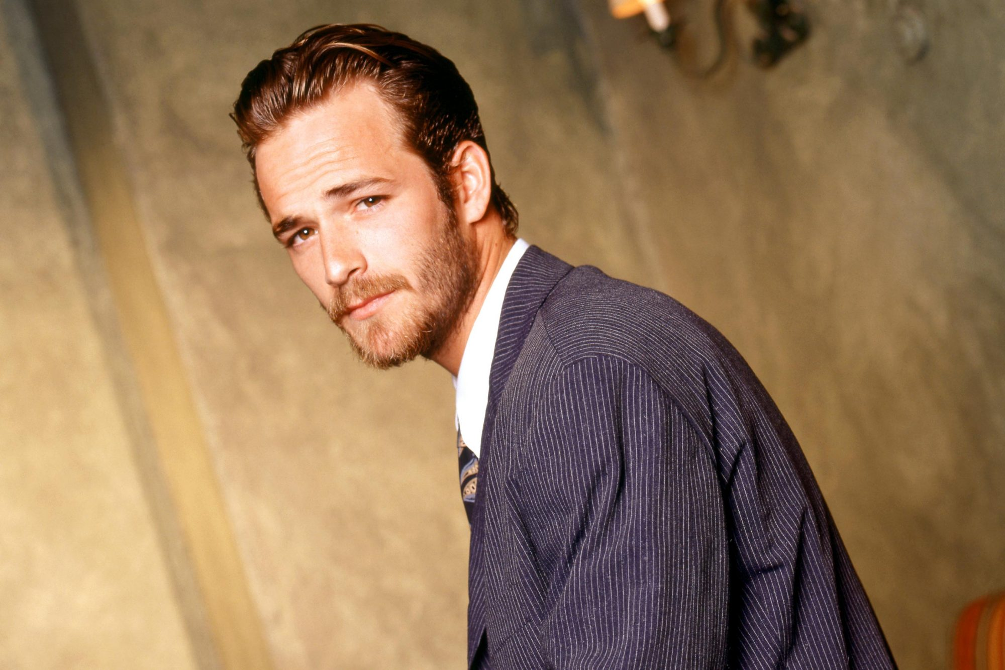 Luke Perry Portrait Session