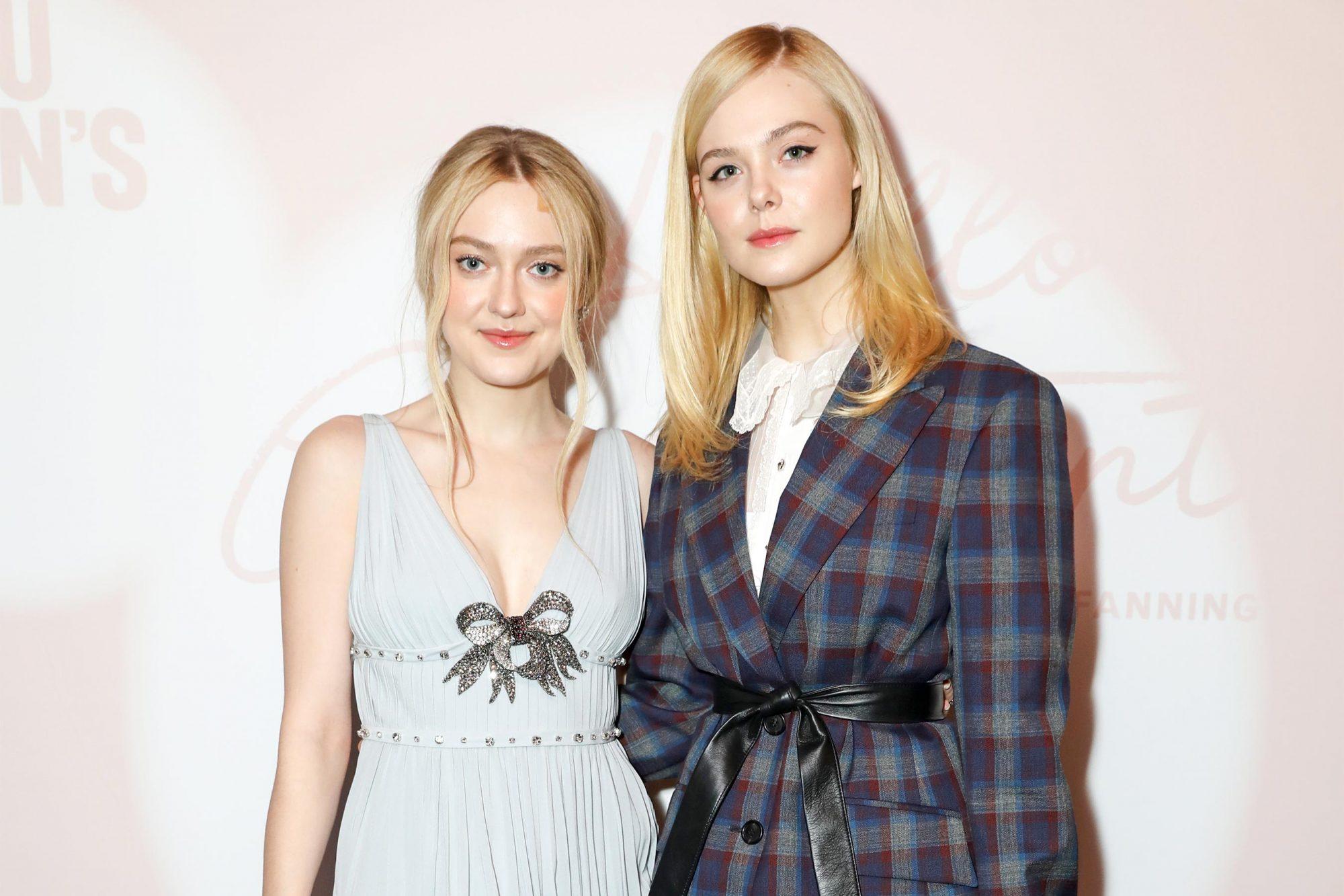 Dakota i Elle Fanning zagrają główne role w