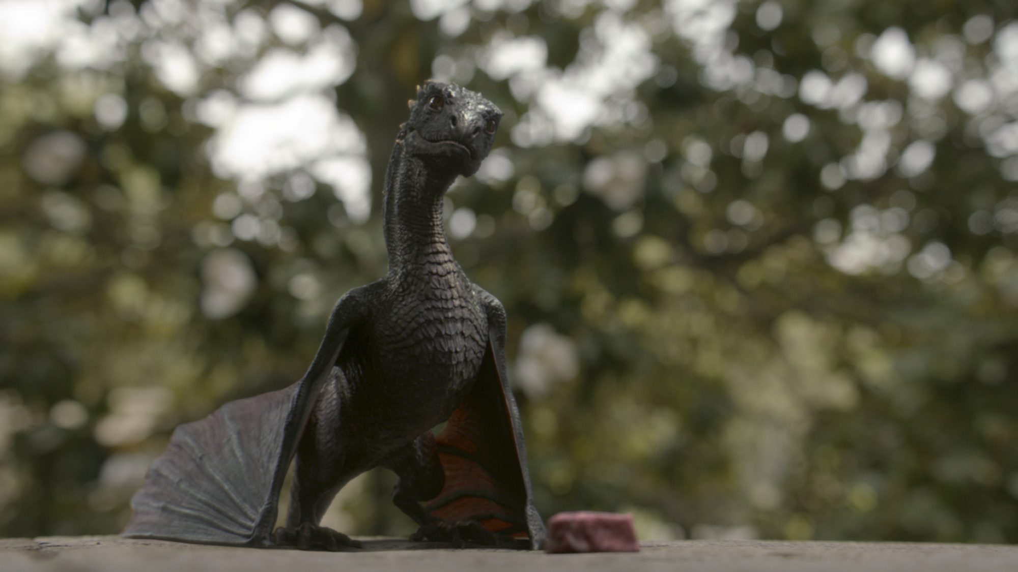 Game of Thrones BTSSeason 2DragonsCR: HBO