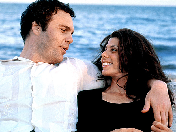 Happy Accidents | Brad Anderson's sci-fi/rom-com mind-bender is proof that a film can simultaneously make your heart swell and your head hurt. Vincent D'Onofrio and Marisa Tomei fall…