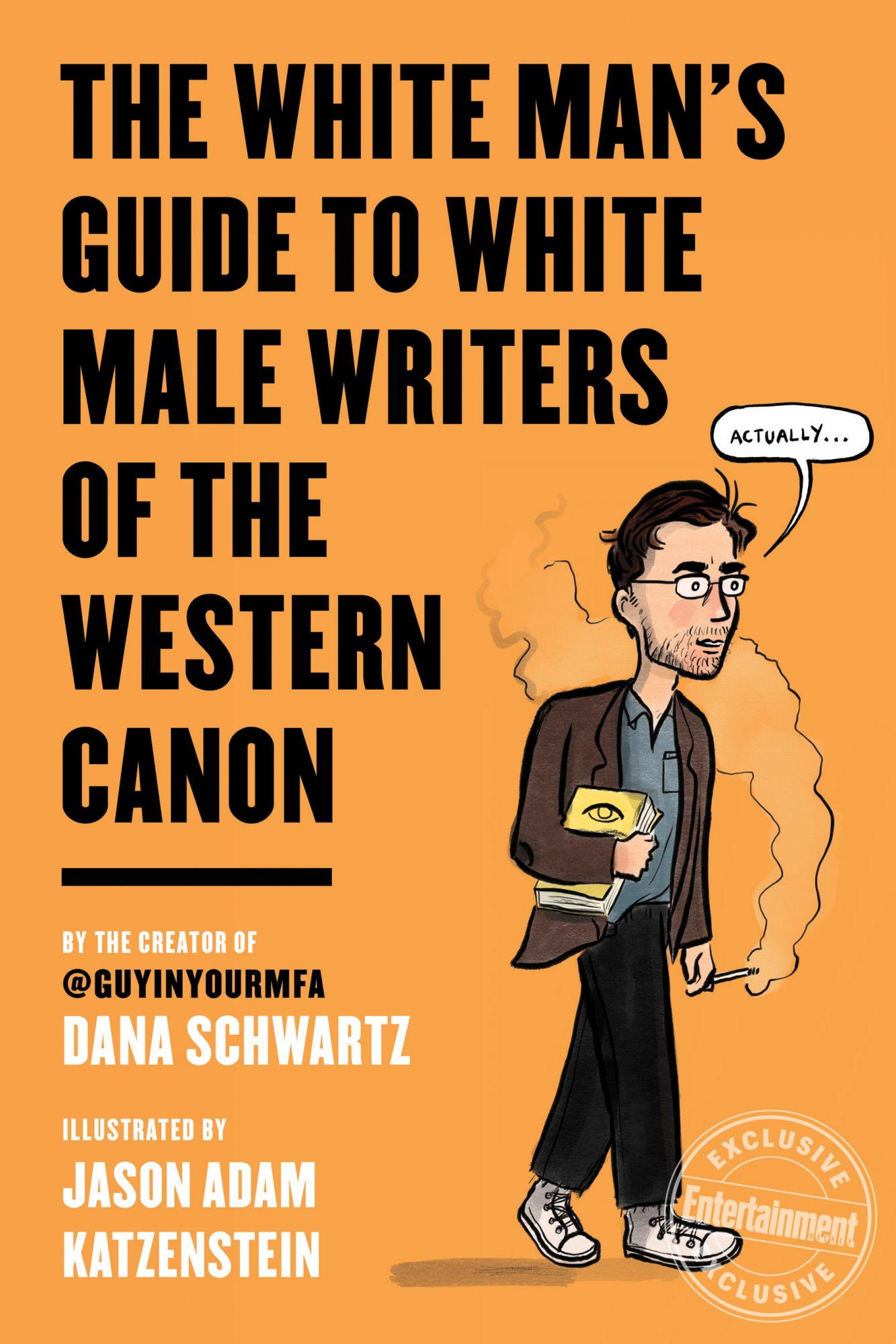The White Man's Guide to White Male Writers of the Western Union