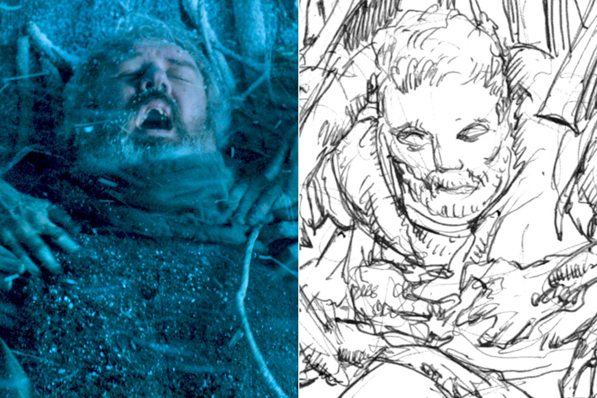 Game of Thrones Storyboard