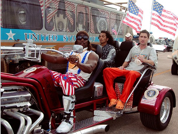 Idiocracy | In Mike Judge's satiric vision of a dumbed-down future, Luke Wilson plays an average Joe who wakes up after a 500-year cryogenic slumber to find…