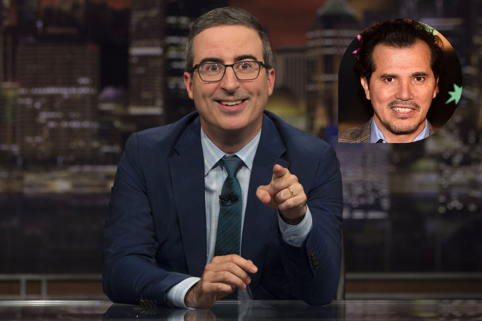 John Leguizamo | Last Week Tonight with John Oliver