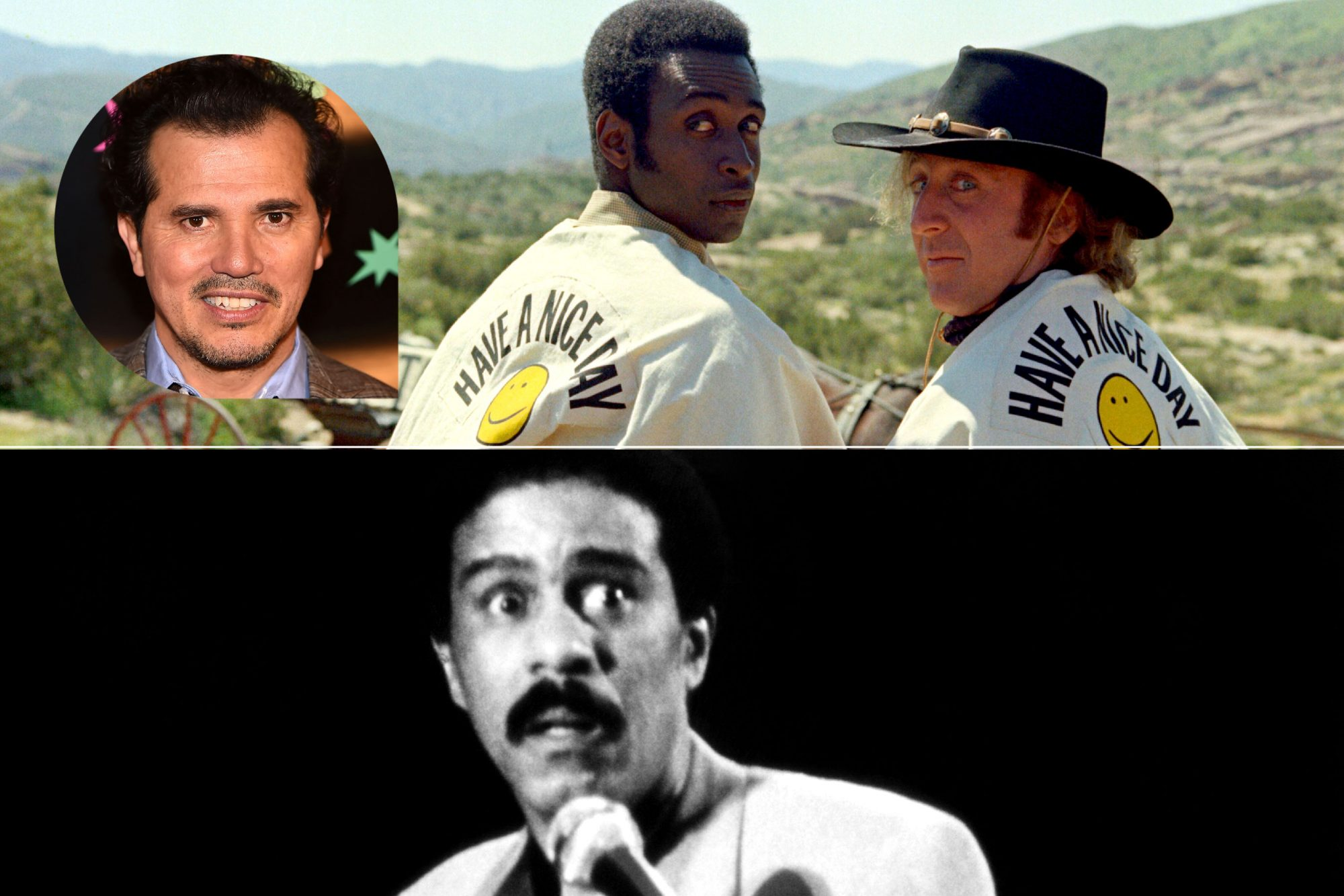 John Leguizamo | Blazing Saddles & Richard Pryor: Live in Concert