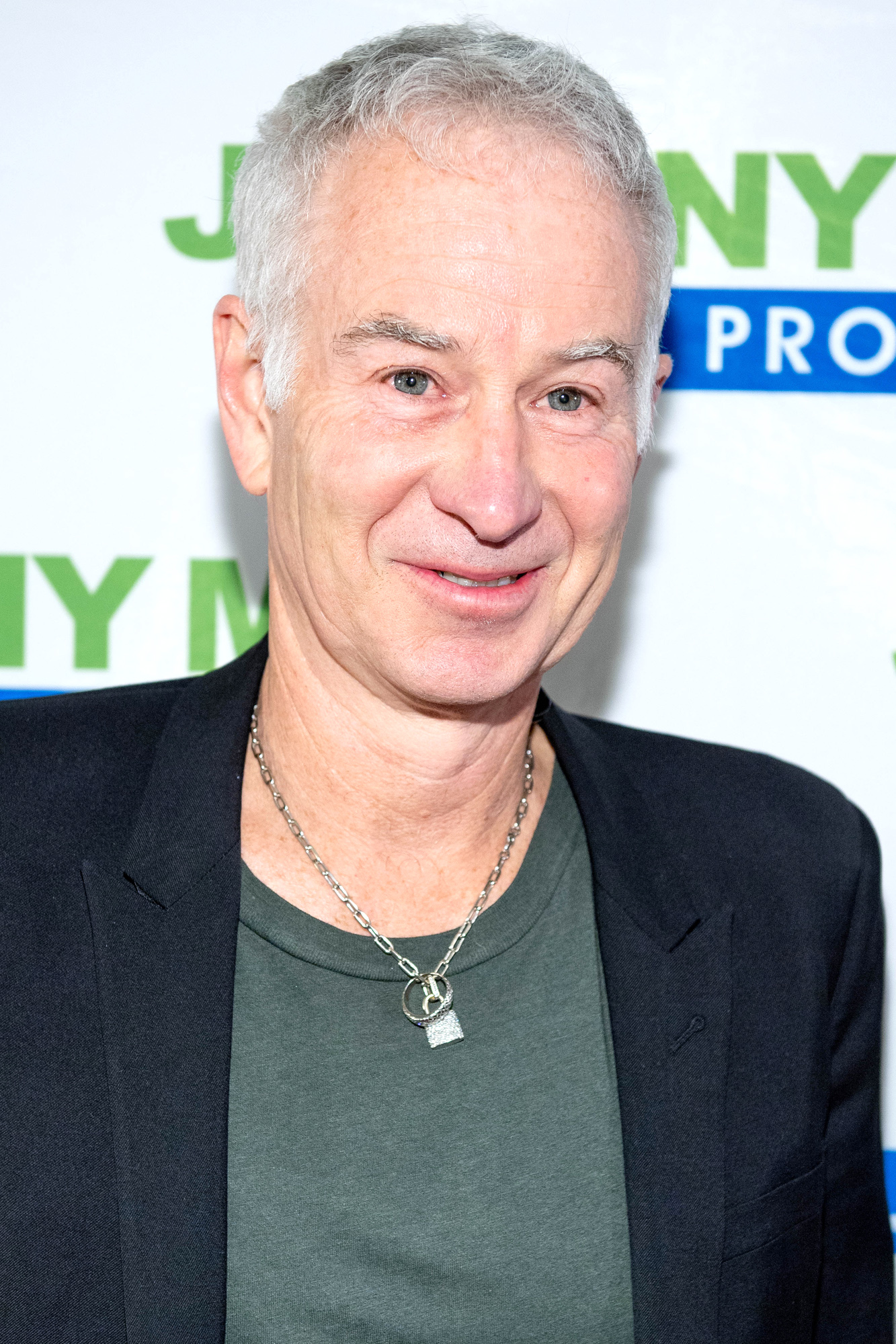 "John McEnroe Hosts ""Stand Up For A Cause"" Comedy Night Benefit"