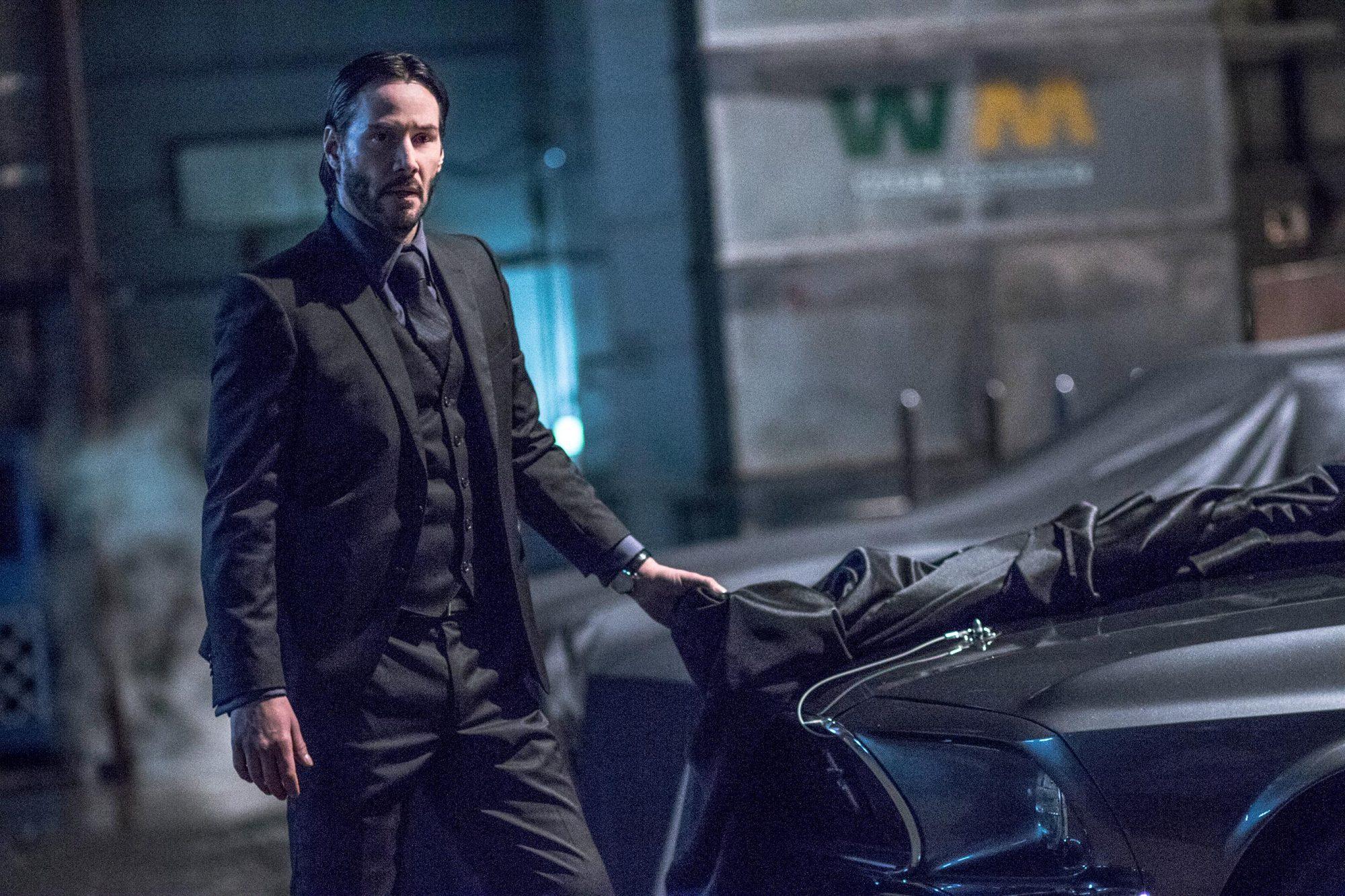 John Wick: Chapter 2 (2017)Keanu Reeves as John Wick