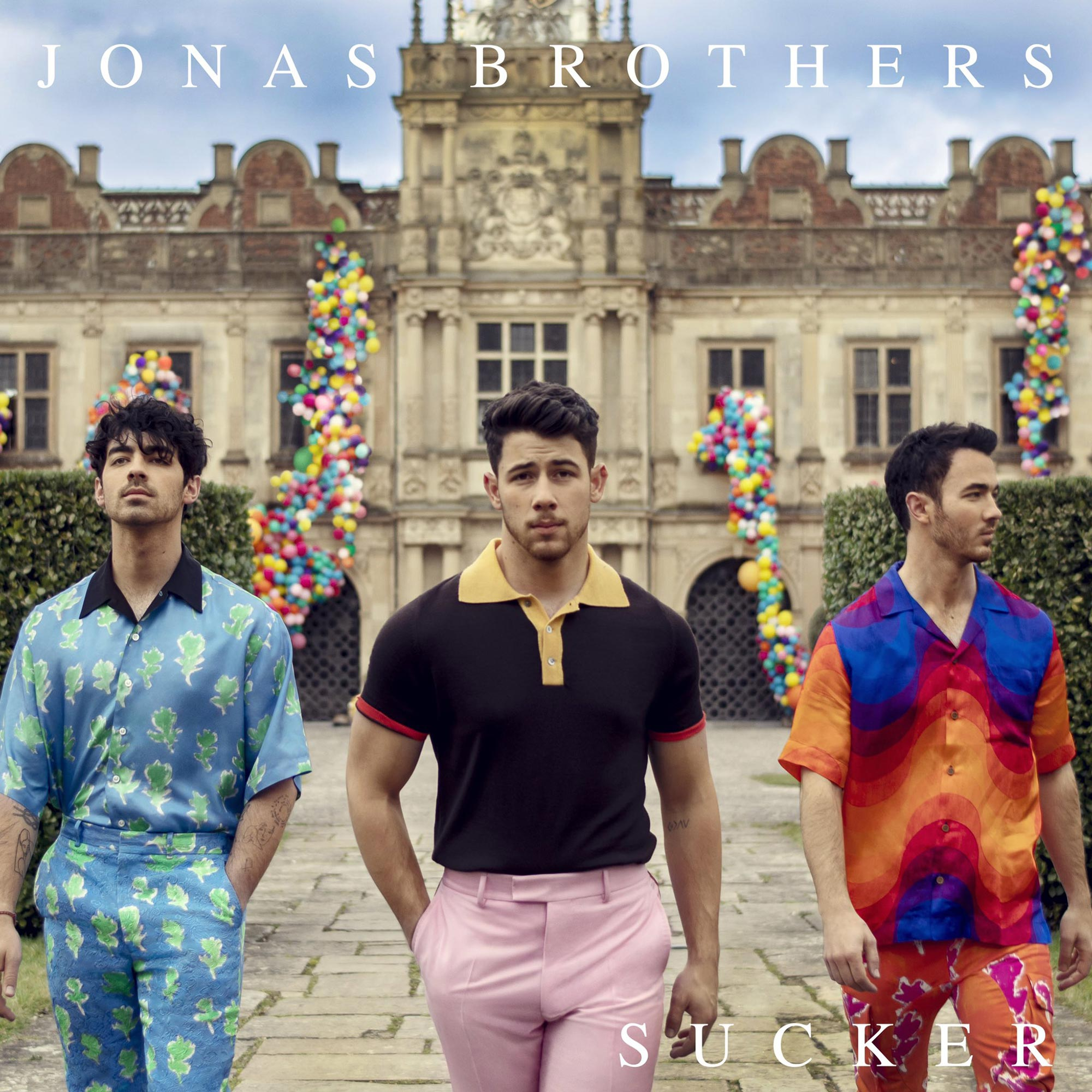 Jonas Brothers Music Video Sophie Turner Priyanka Chopra