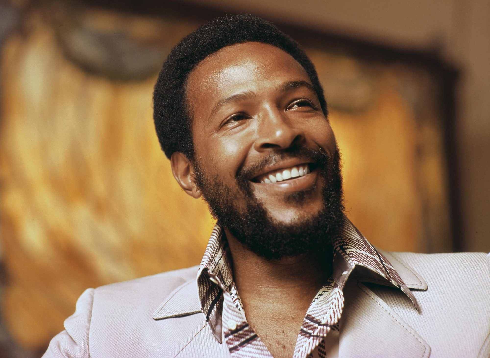 Marvin Gaye1972 Motown Photo Archive