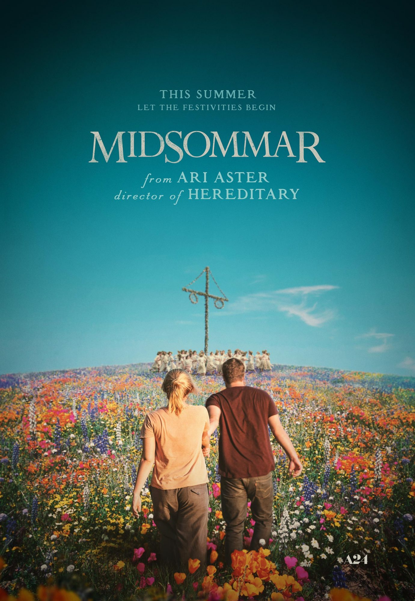 Midsommar movie posterCR: A24