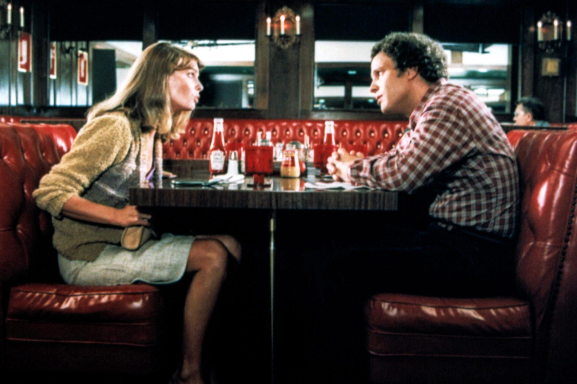 MODERN ROMANCE, Kathryn Harrold, Albert Brooks, 1981, (c) Columbia/courtesy Everett Collection