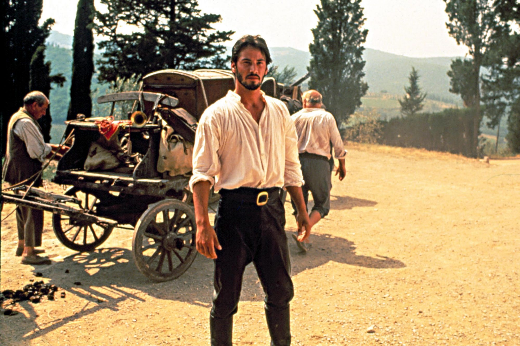 MUCH ADO ABOUT NOTHING, Keanu Reeves, 1993.
