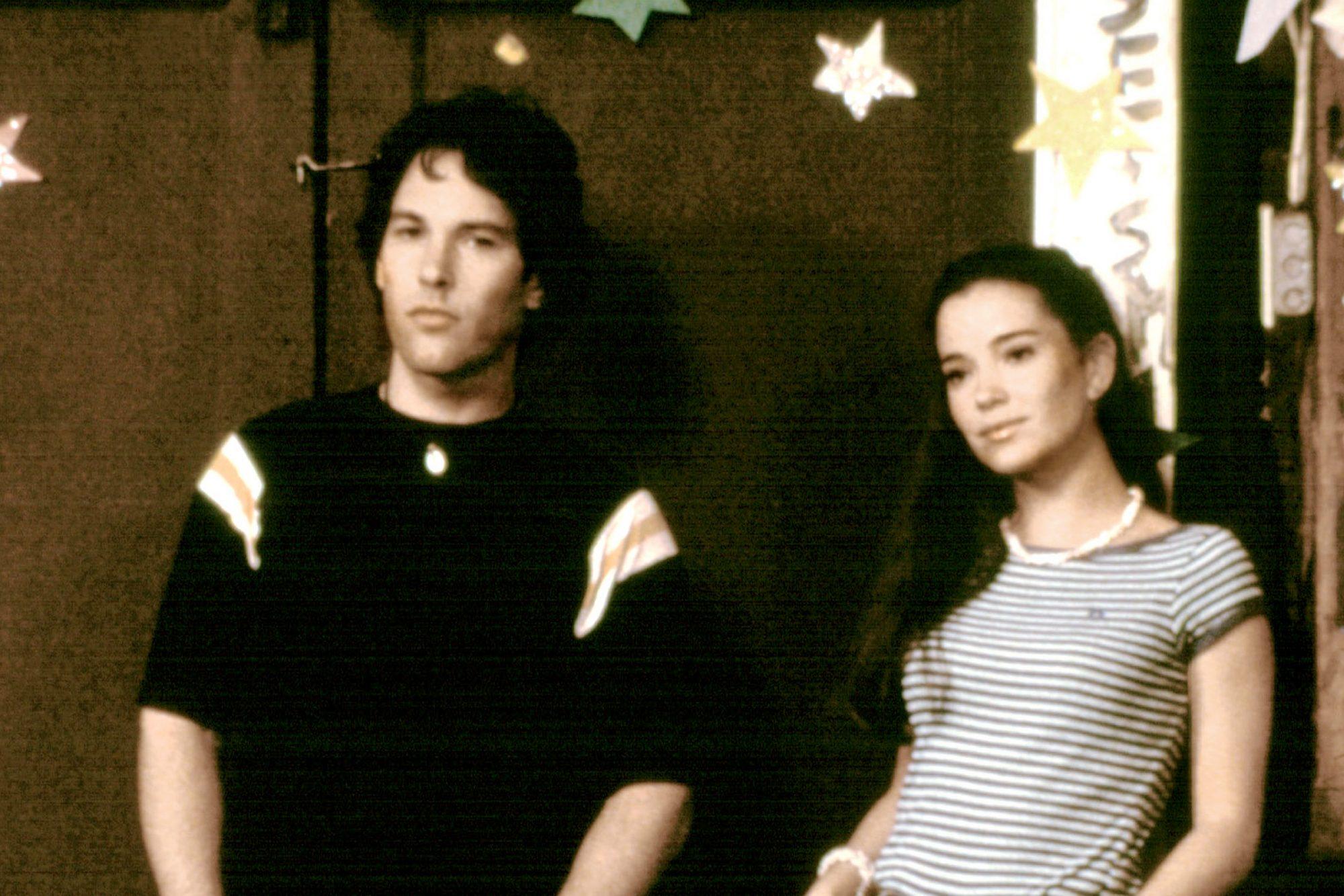 WET HOT AMERICAN SUMMER, Paul Rudd, Marguerite Moreau, 2001. (c) USA Films/ Courtesy: Everett Collec