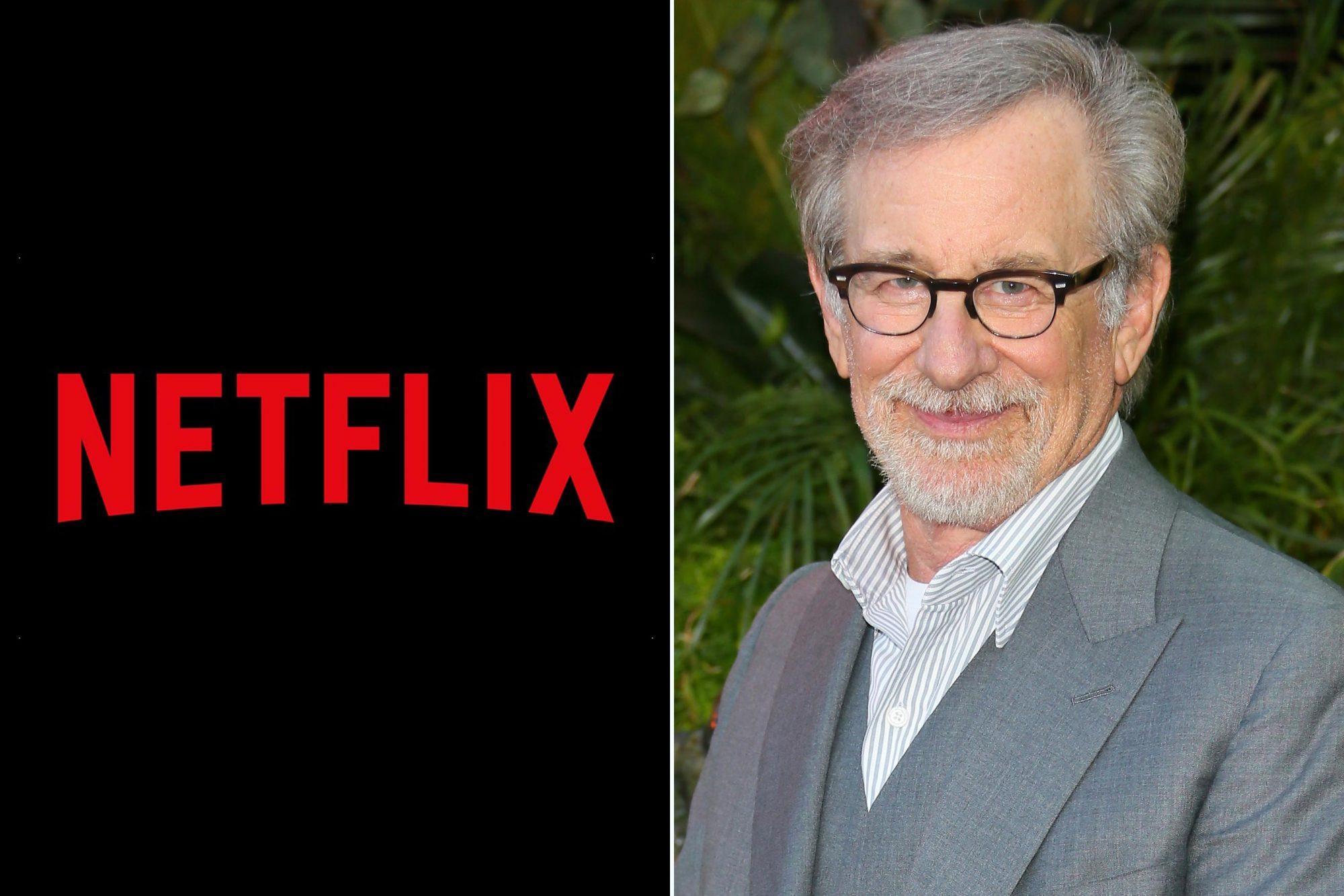 Netflix-Spielberg