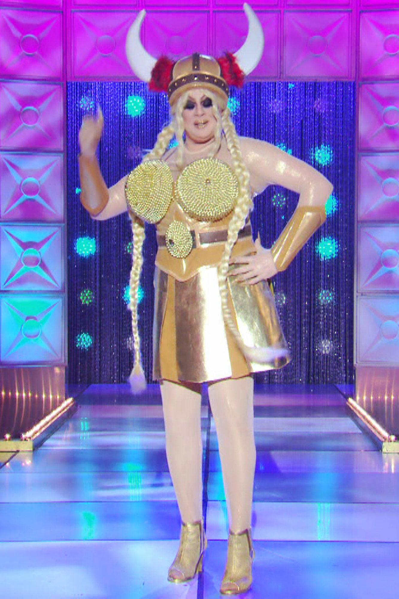 RuPaul's Drag RaceSeason 11, Episode 6 looksCR: VH1