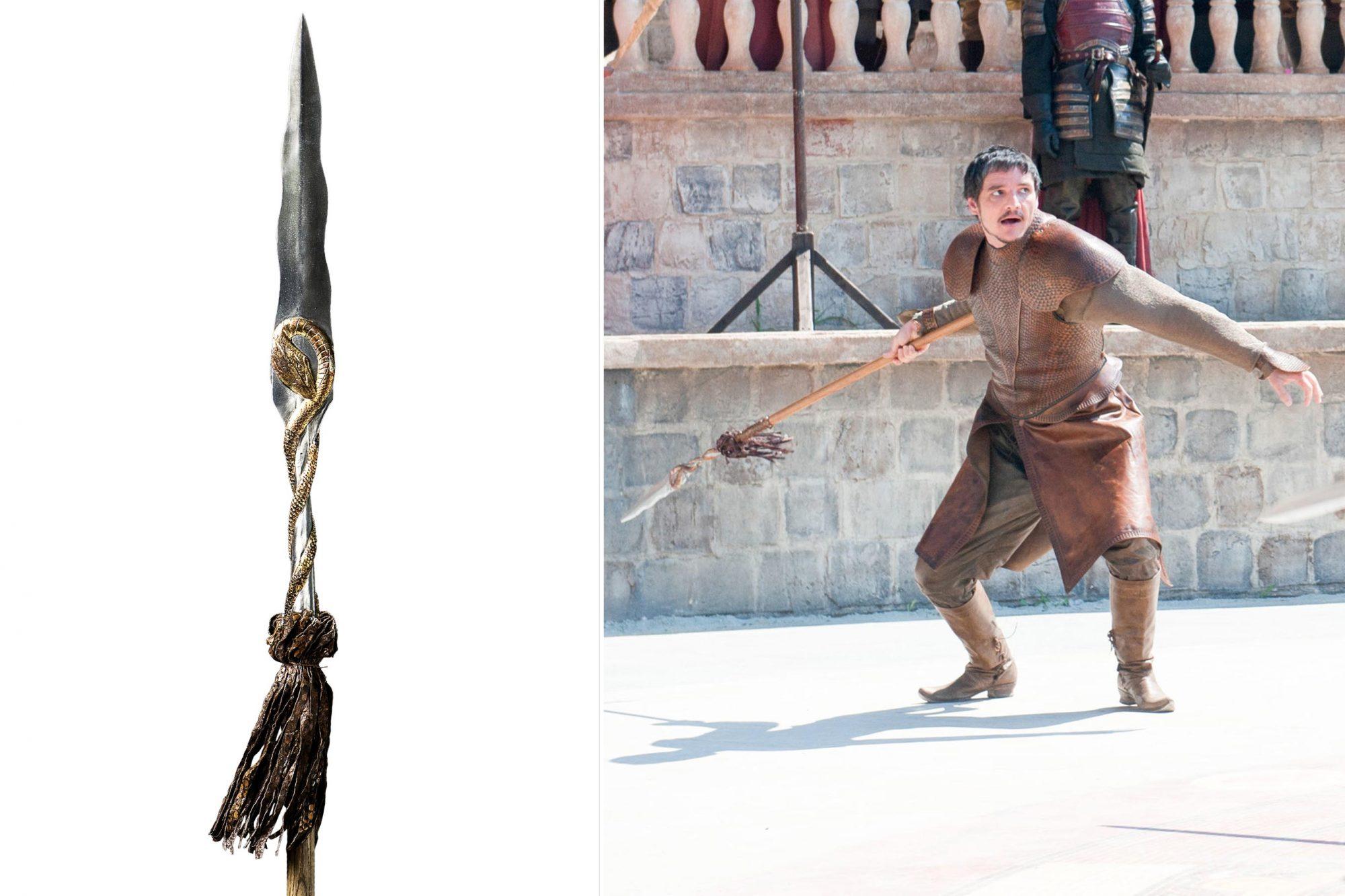 Oberyn-Spear