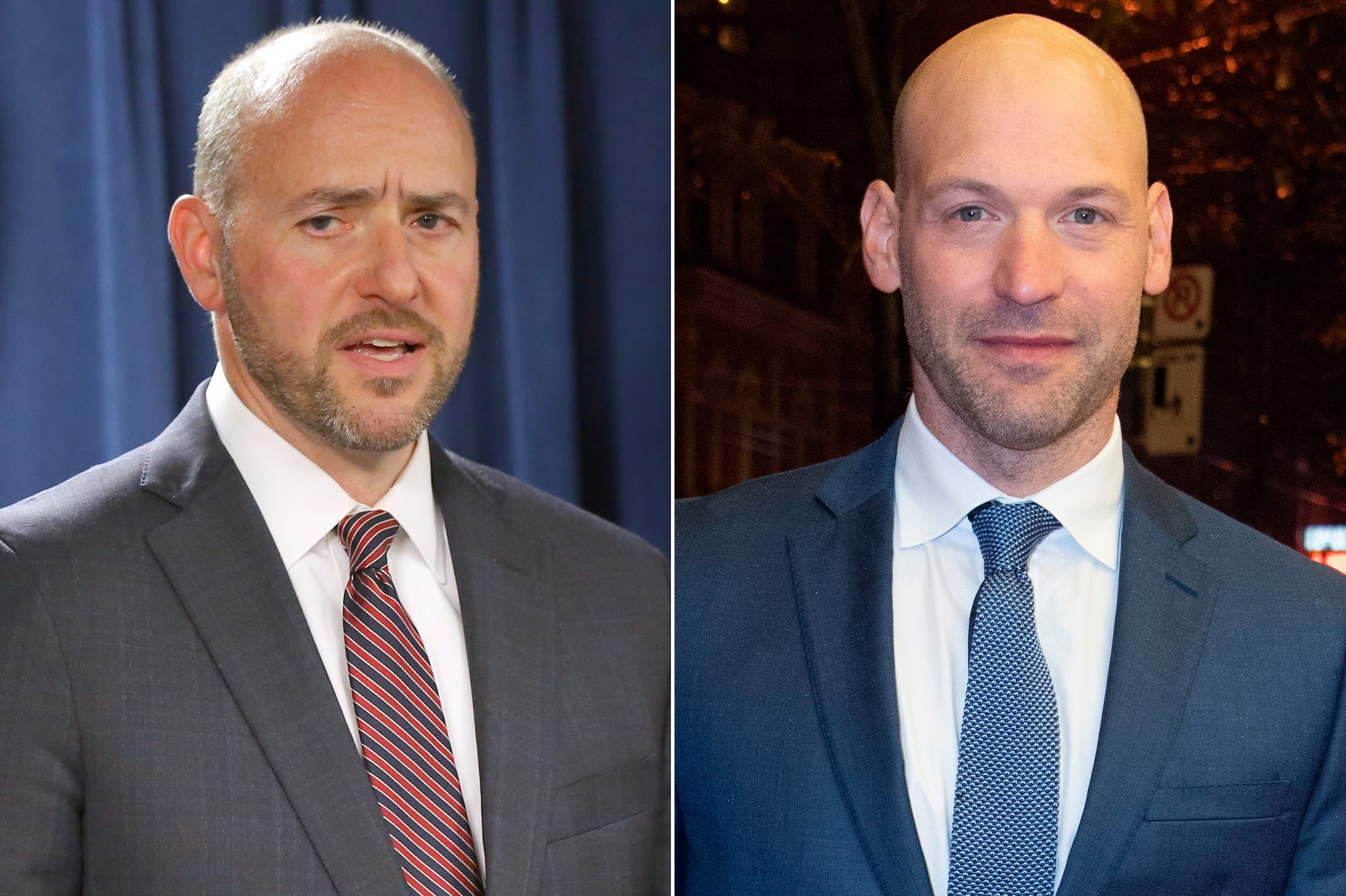 U.S. Attorney Andrew E. Lessig -- Corey Stoll