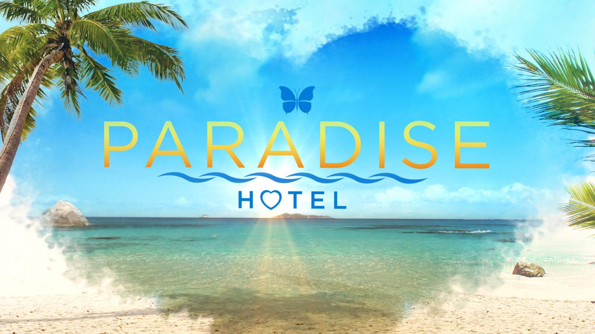 PARADISE HOTEL Logo © FOX 2019