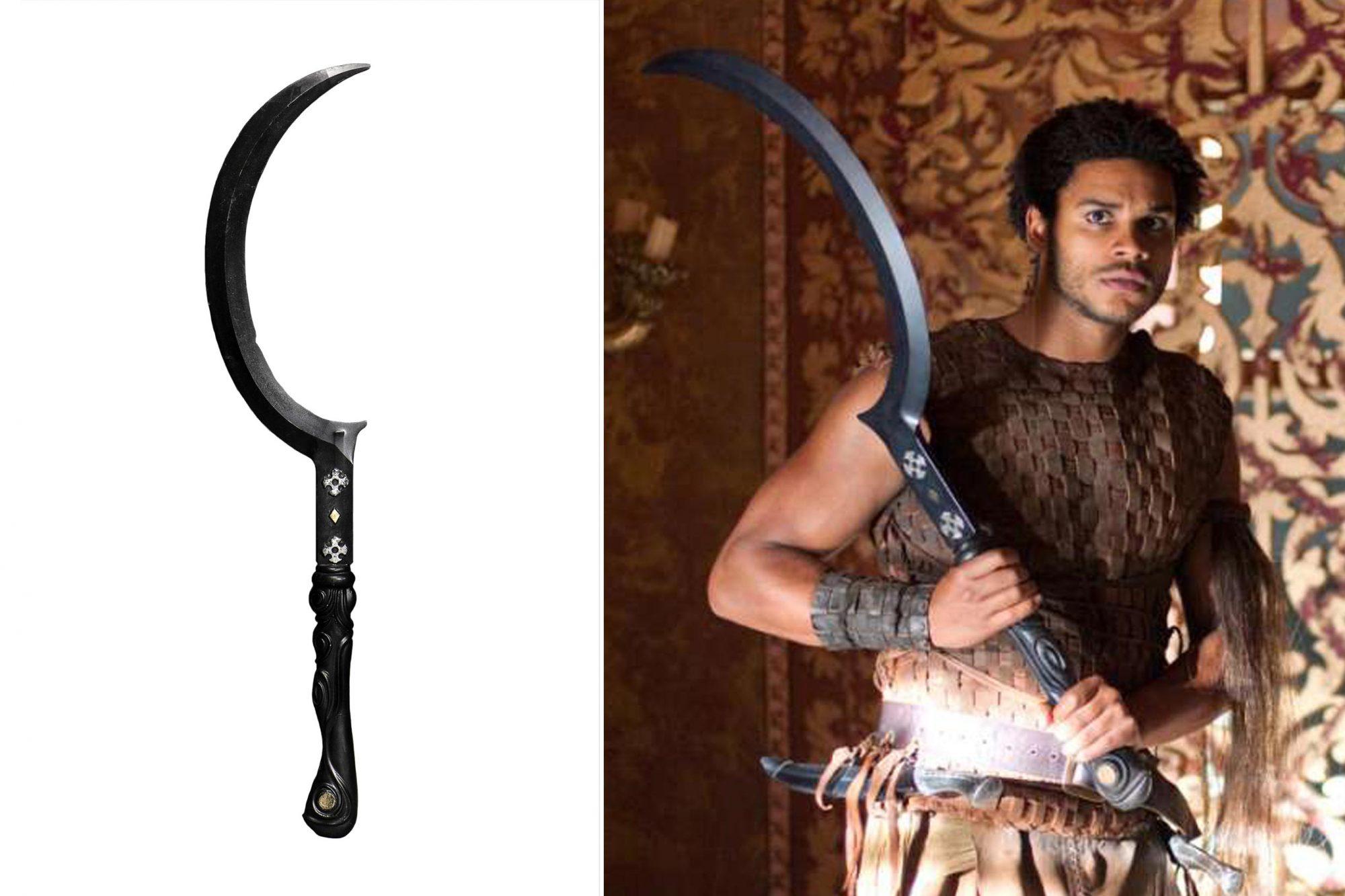 Qhono-Dothraki-Weapons