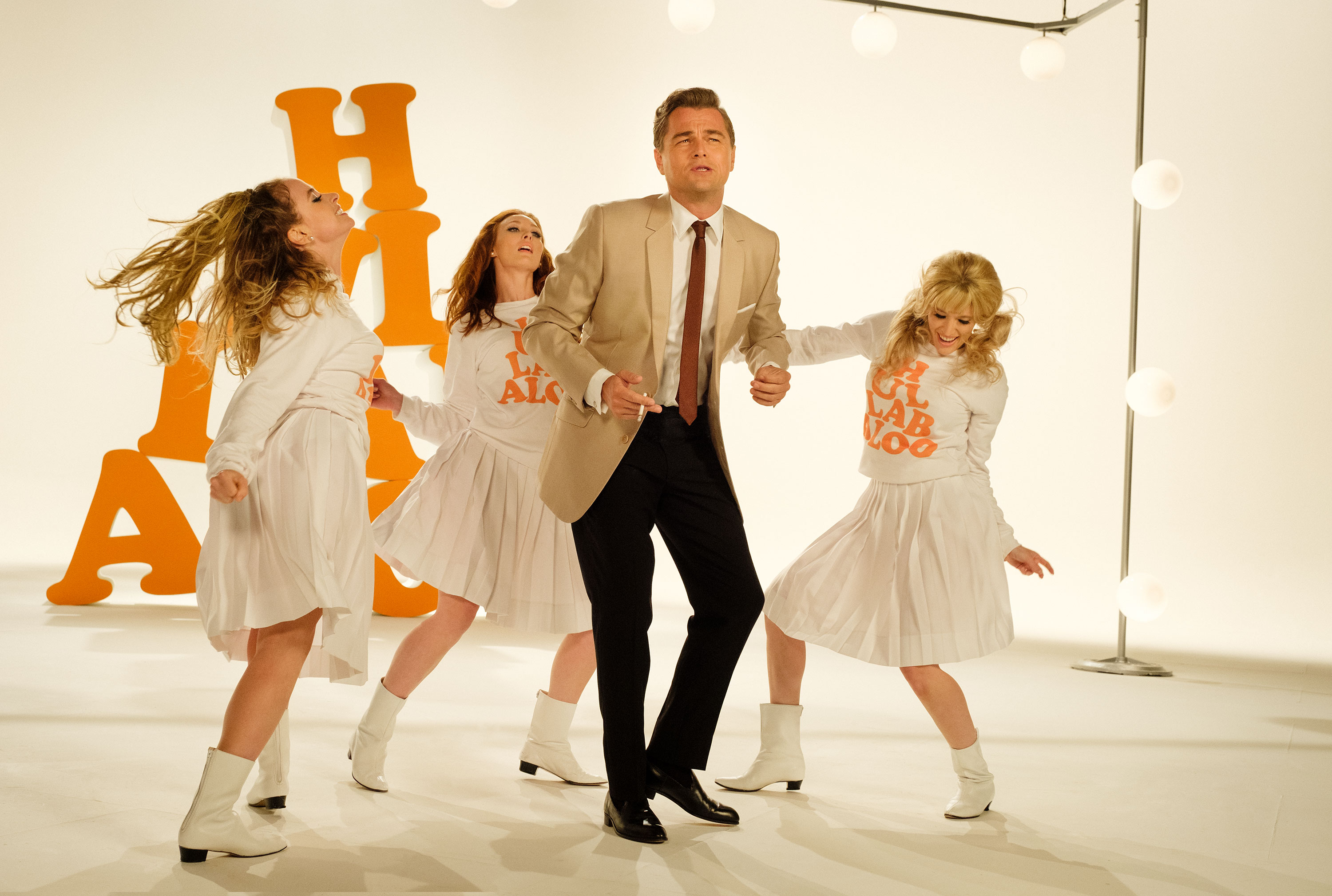"""Leonardo DiCaprio star in Columbia Pictures 鈥淥nce Upon a Time in Hollywood"""""""