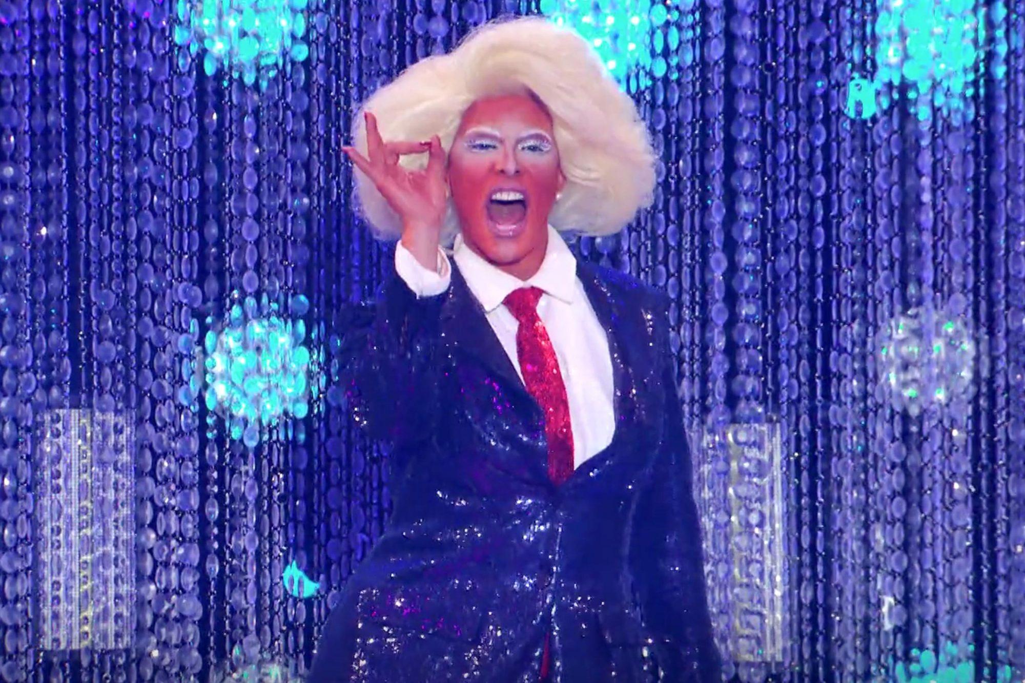 RuPaul's Drag Race (screen grab)CR: VH1