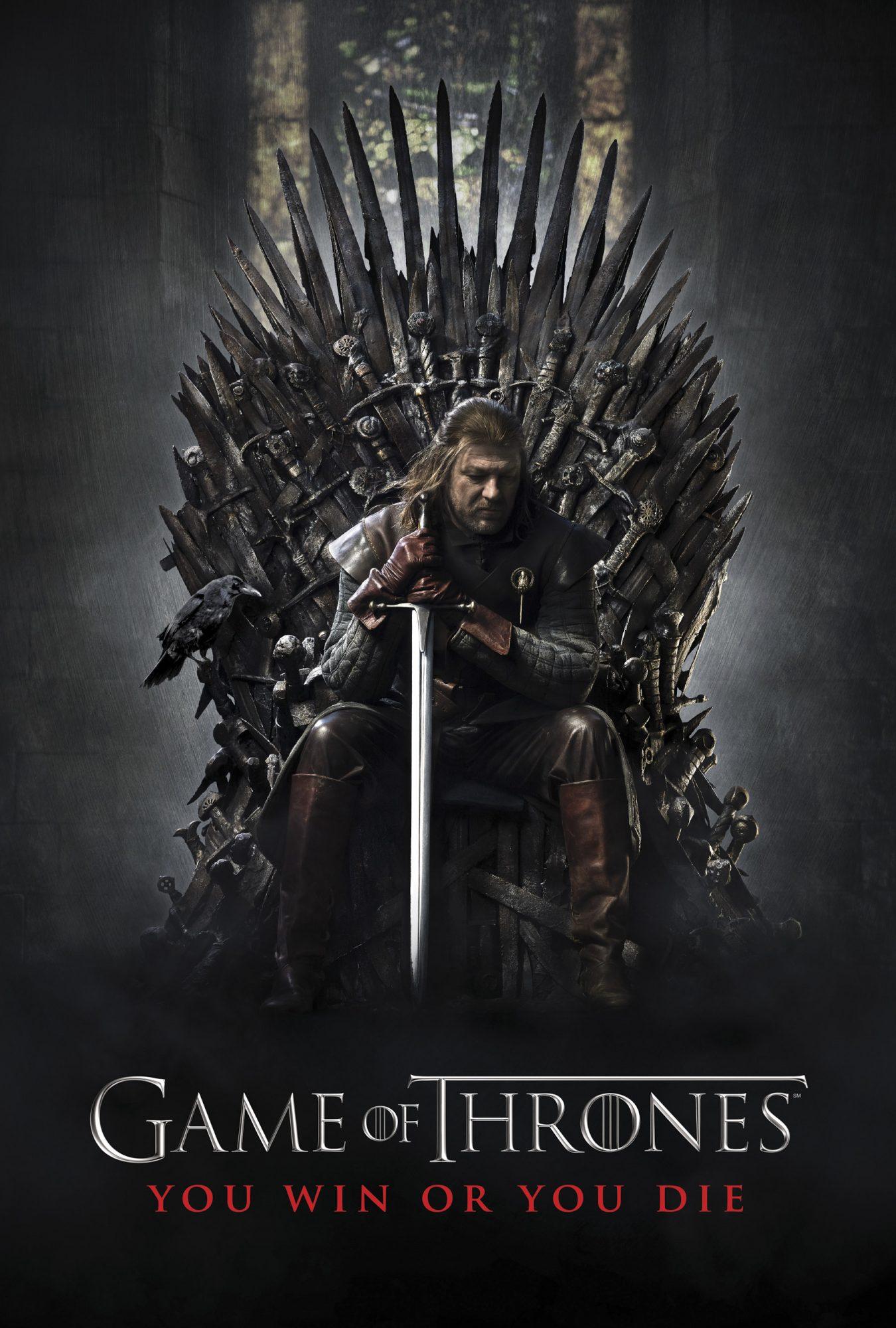 Game of Thrones poster/key artSeason 1CR: HBO