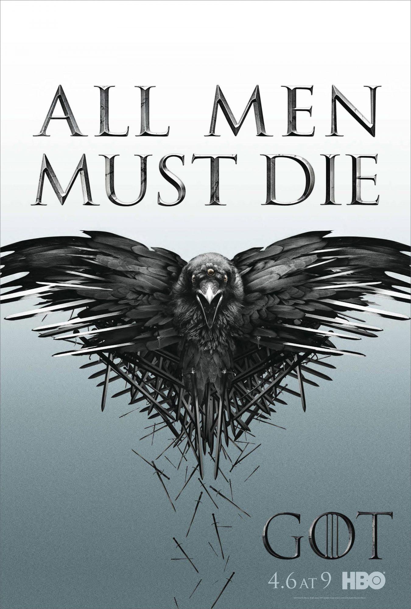 Game of Thrones poster/key artSeason 4CR: HBO