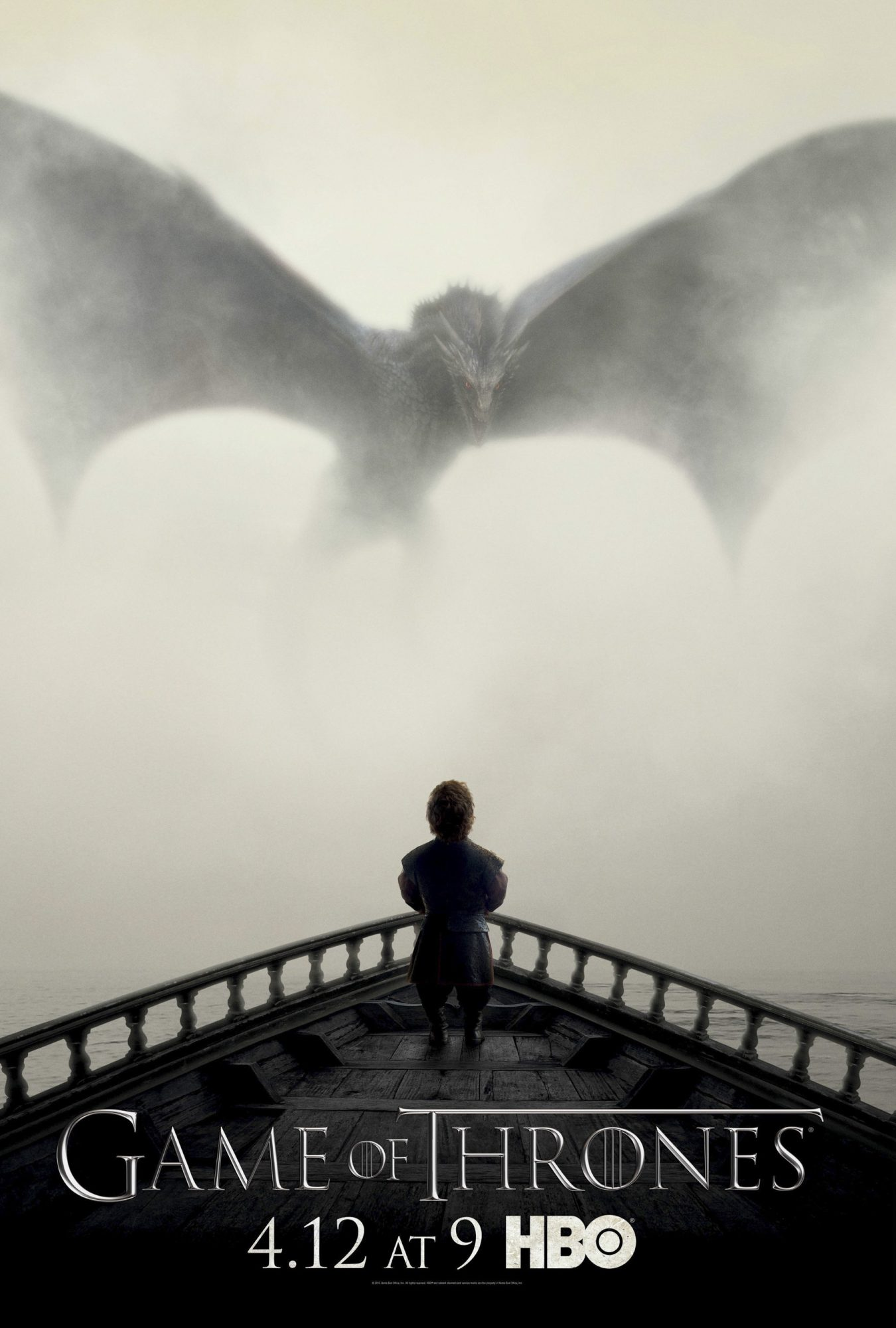 Game of Thrones poster/key artSeason 5CR: HBO