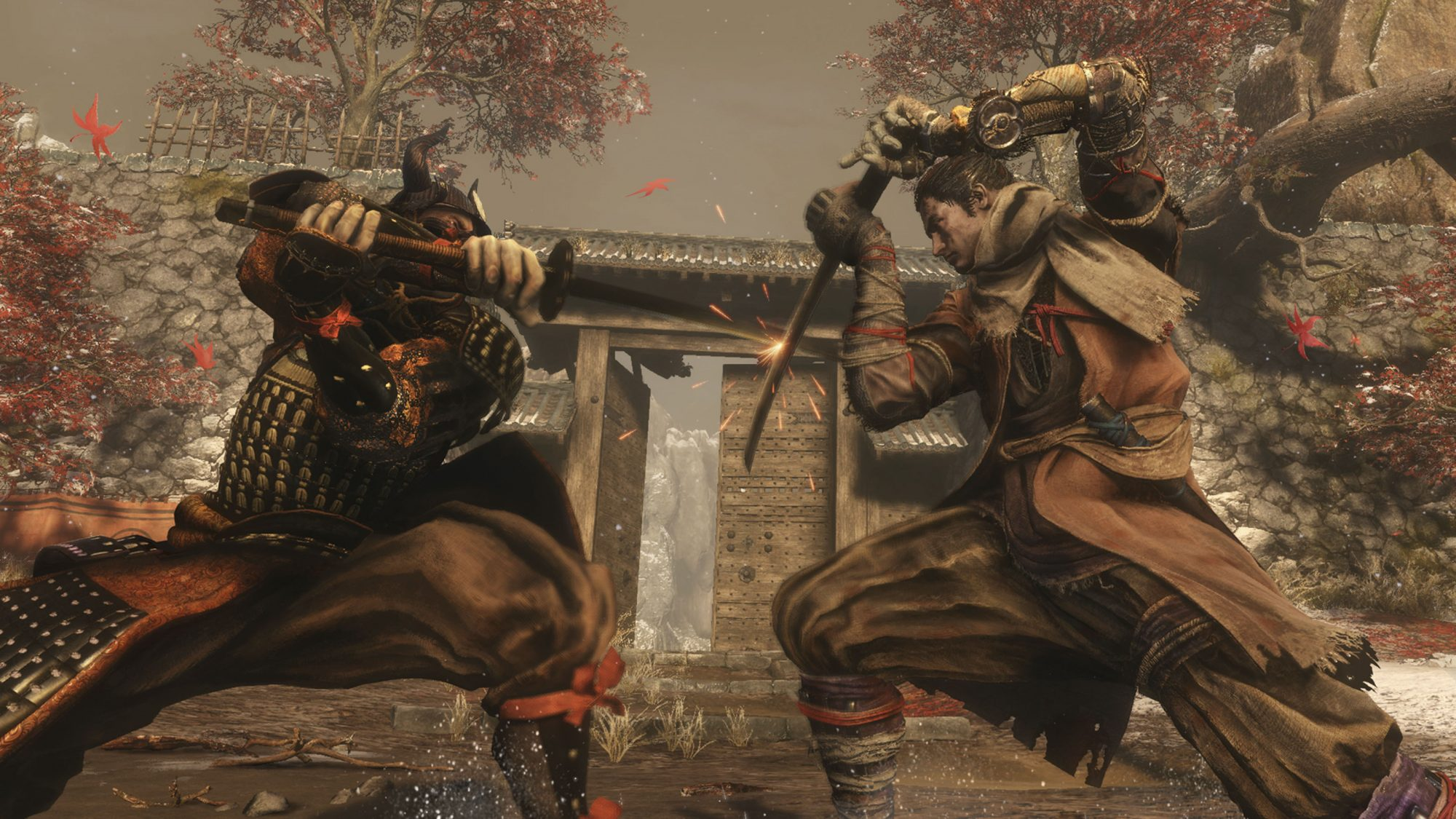 "Hidetaka Miyazaki's ""Sekiro: Shadows Die Twice"" video game (2019) CR: FromSoftware"