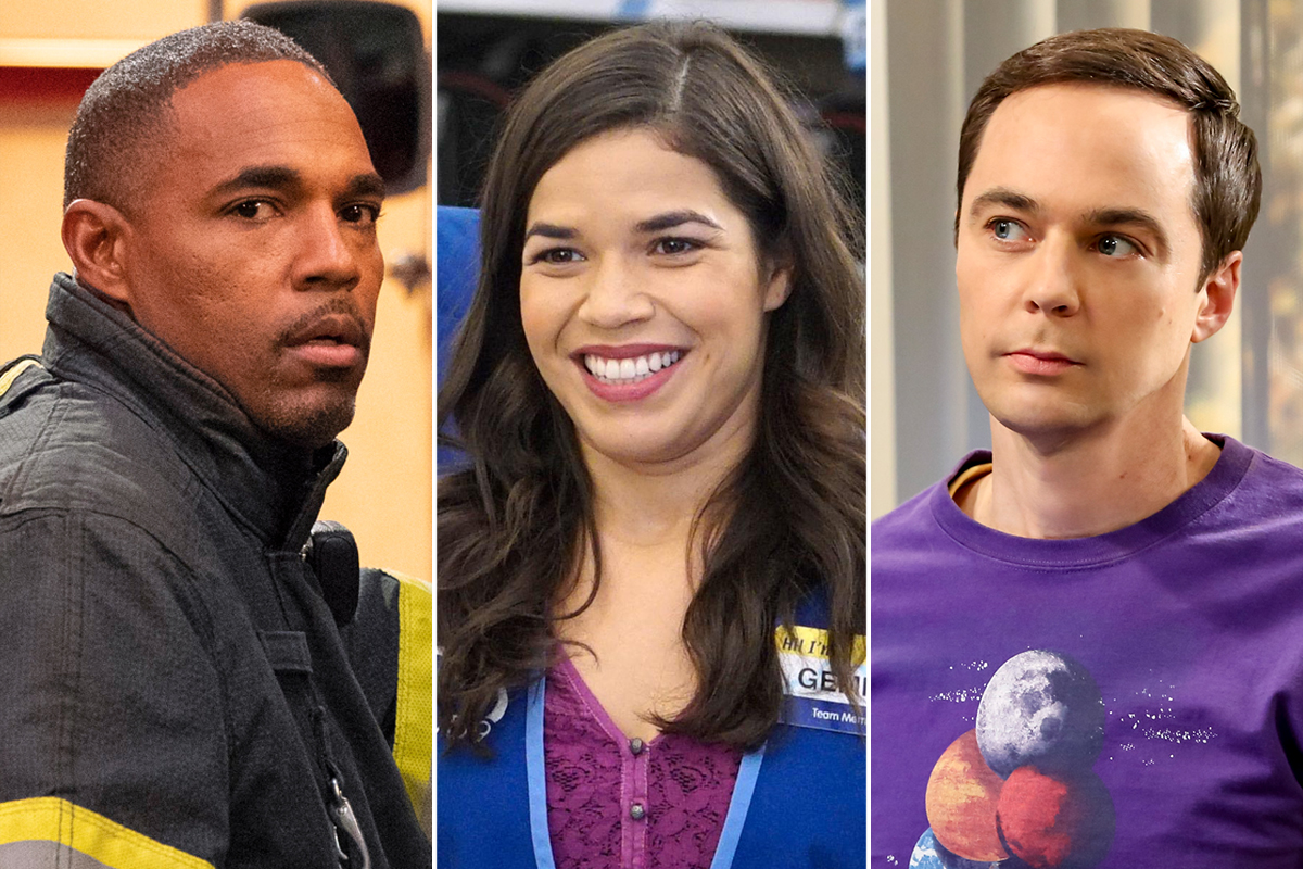 Station 19 / Superstore / Big Bang Theory split