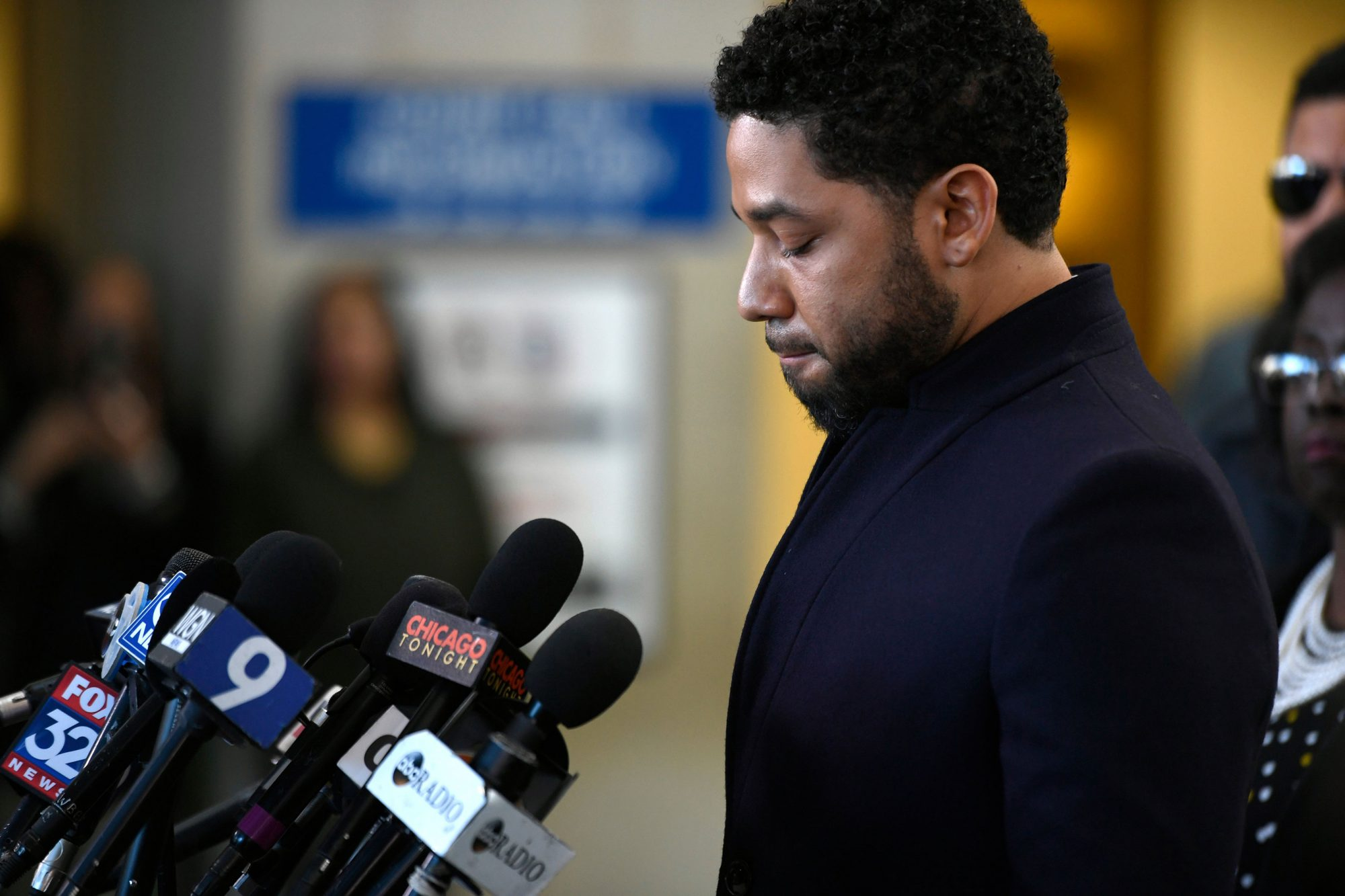 Jussie Smollett, Chicago, USA - 26 Mar 2019