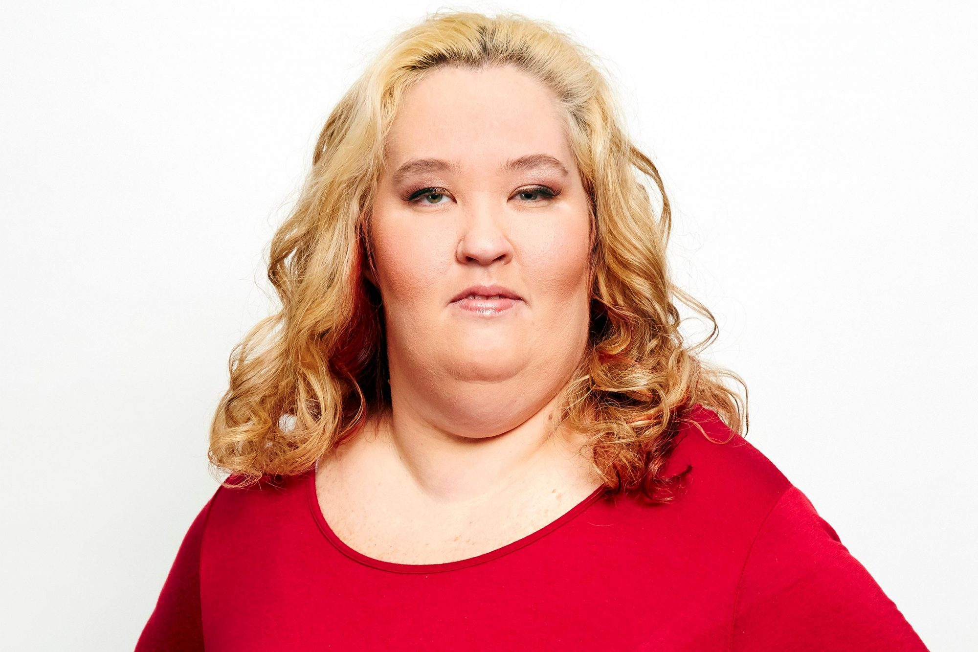 Mama June and Sugar Bear Portrait Session, New York, USA