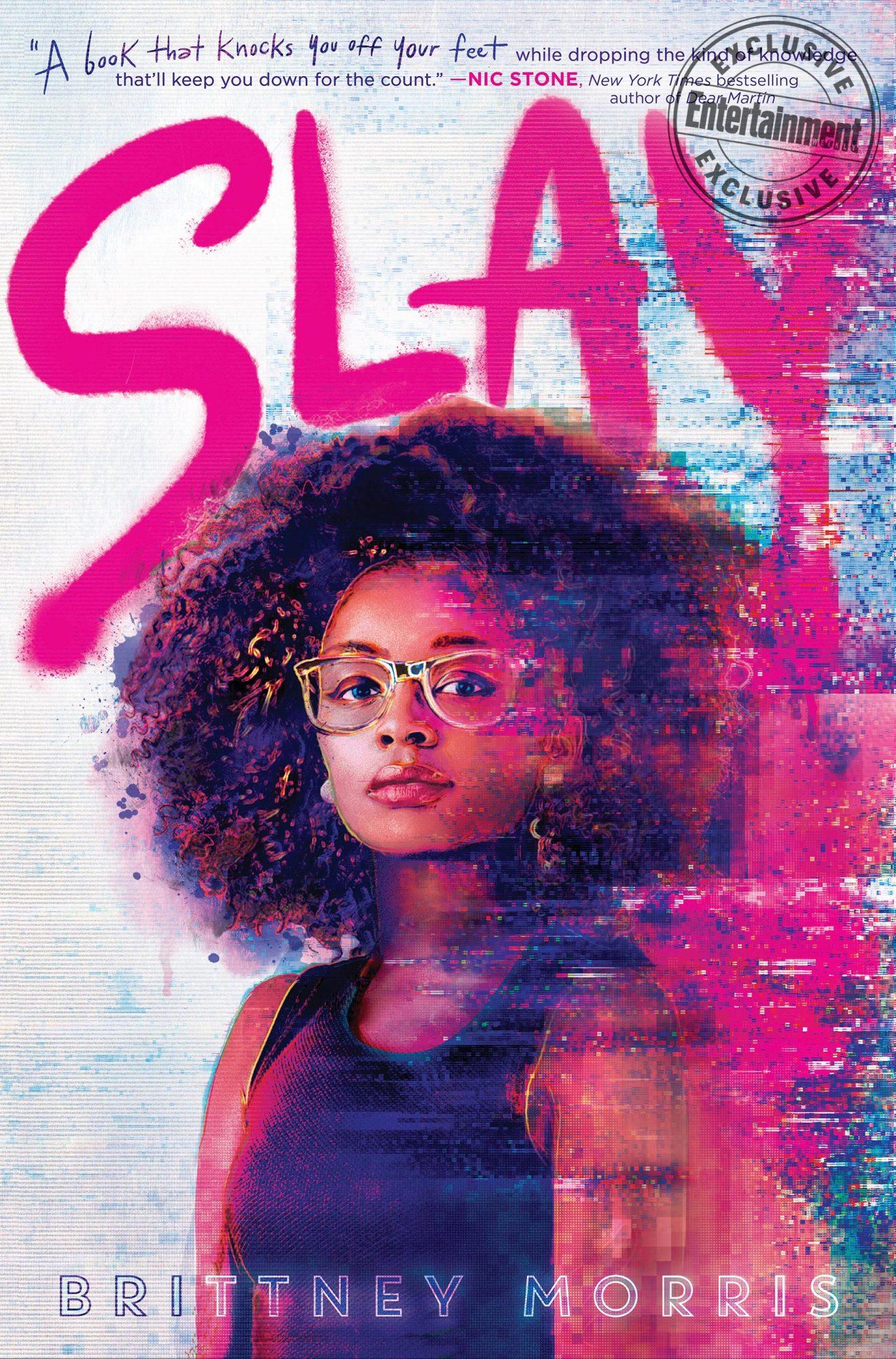 Slay by Brittney Morris CR: Simon & Schuster Children's Publishing