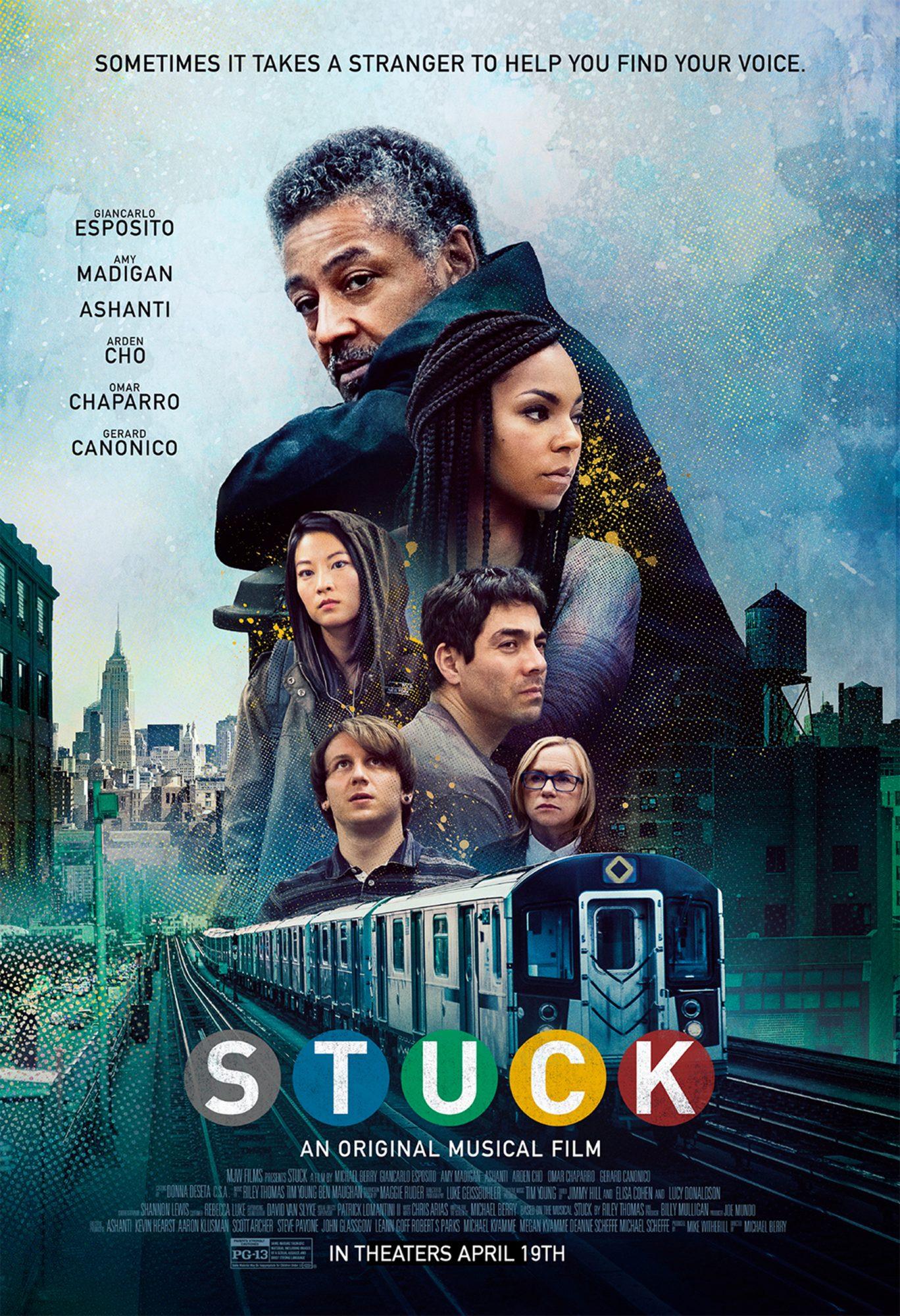 Stuck-Poster
