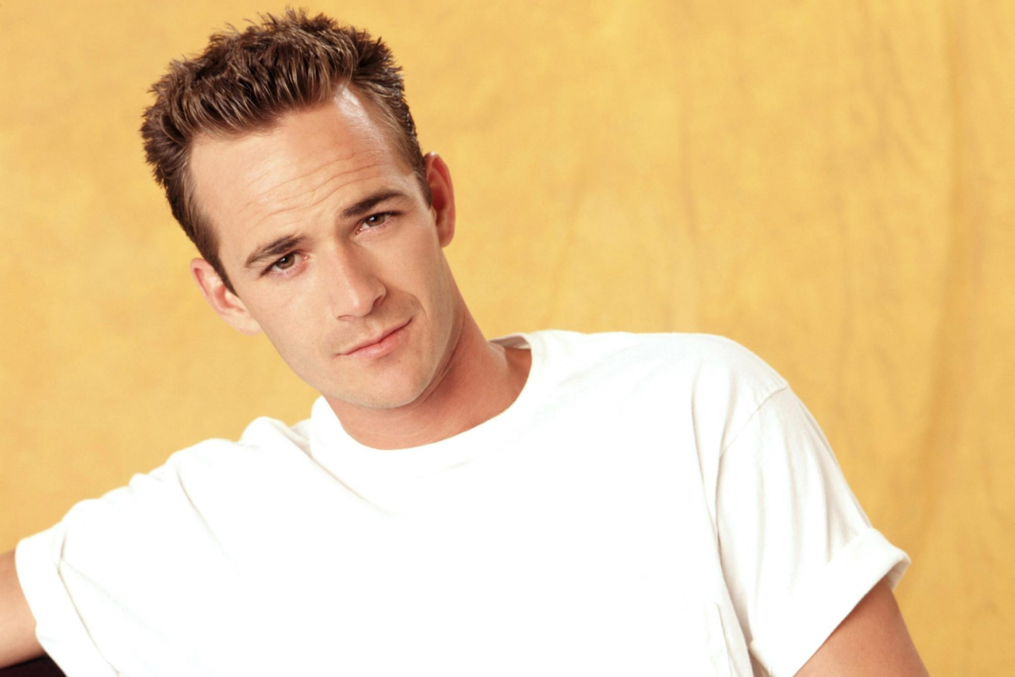 BEVERLY HILLS 90210, Luke Perry, (Season 6, 1995), 1990-2000. © Aaron Spelling Prod.  / Courtesy: Ev