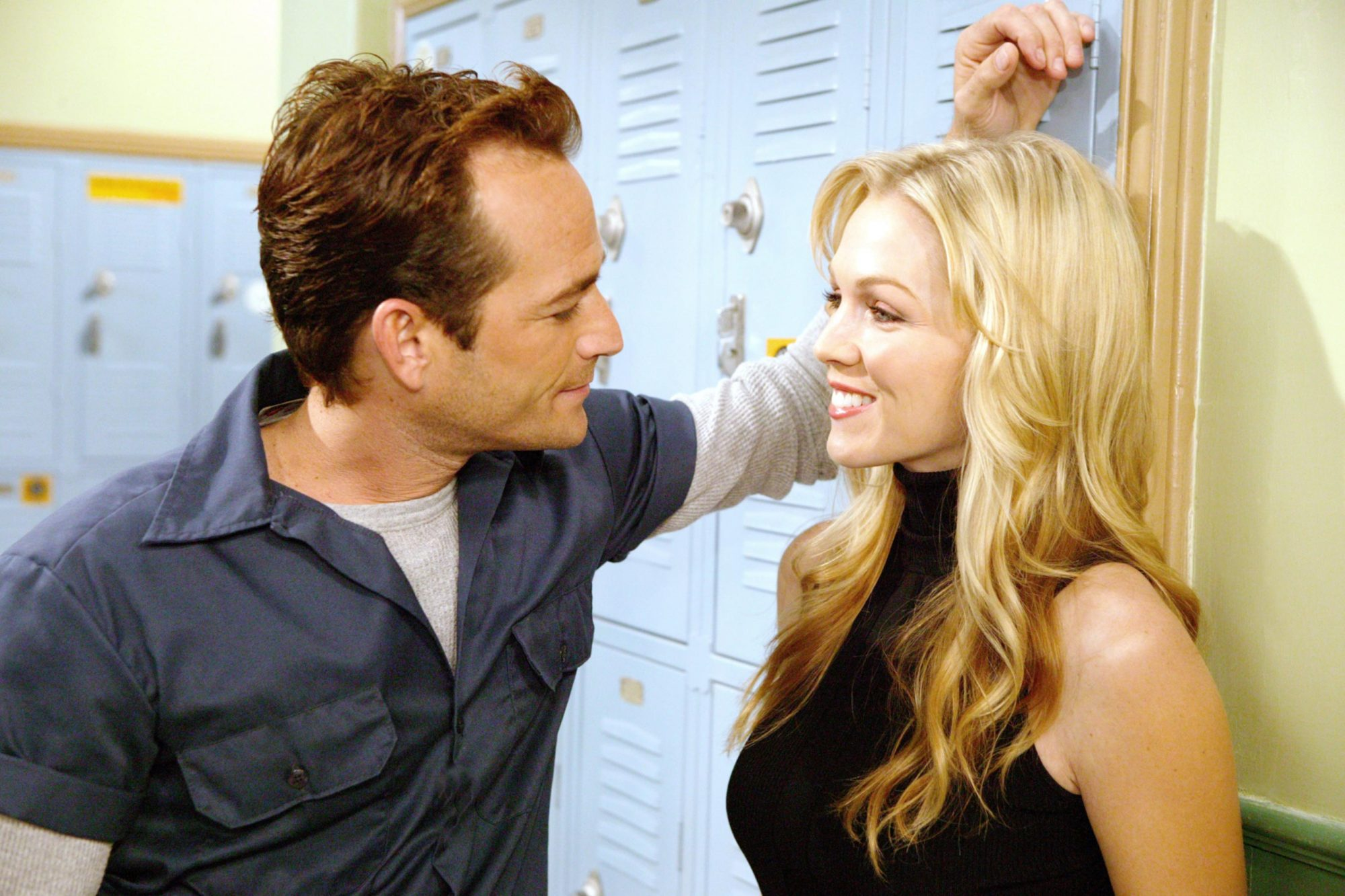 WHAT I LIKE ABOUT YOU, Luke Perry, Jennie Garth, 'Dangerous Liaisons', (Season 3, ep. #317), 2002-06