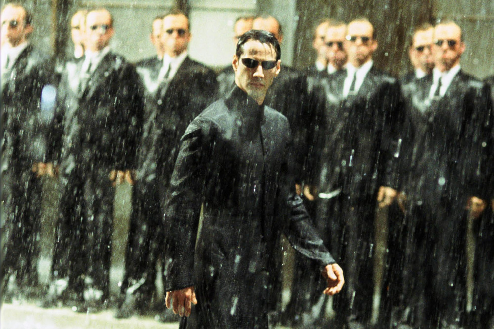 Matrix Revolutions (2003)Keanu Reeves