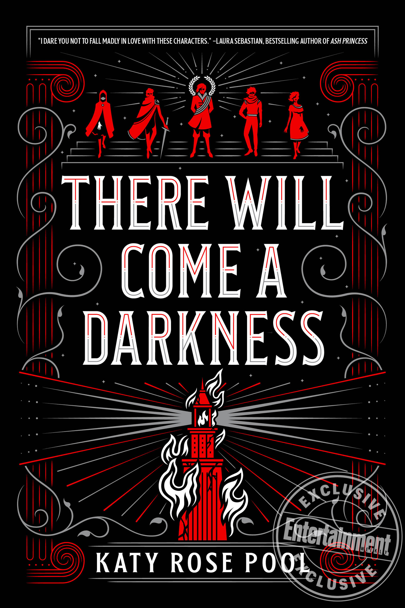 There Will Come a Darkness Covercredit: Macmillan Children's Publishing Group