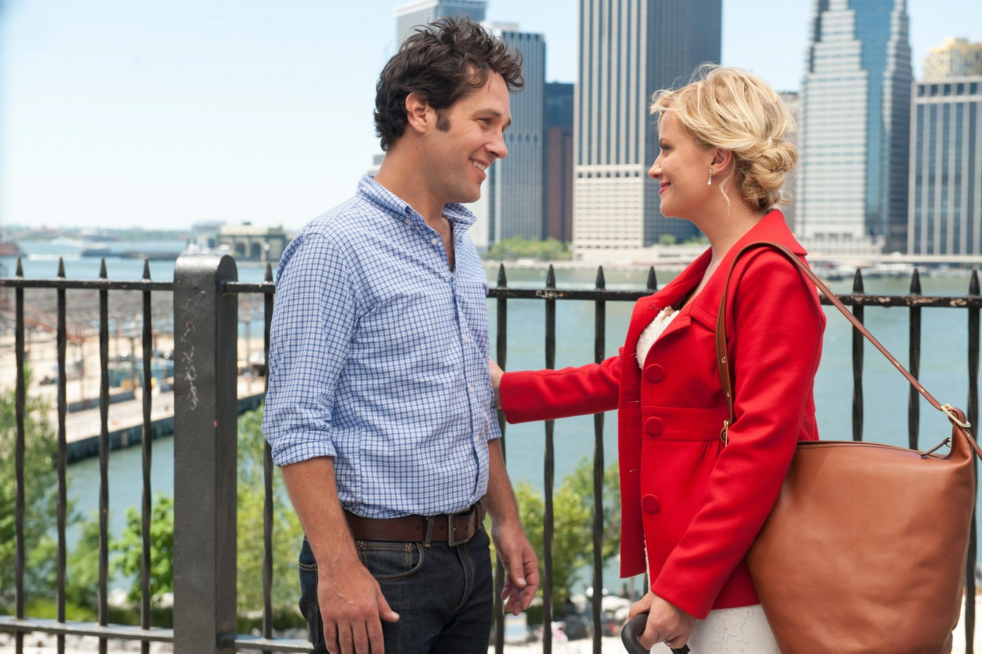 They Came Together (2014)Paul Rudd and Amy Poehler