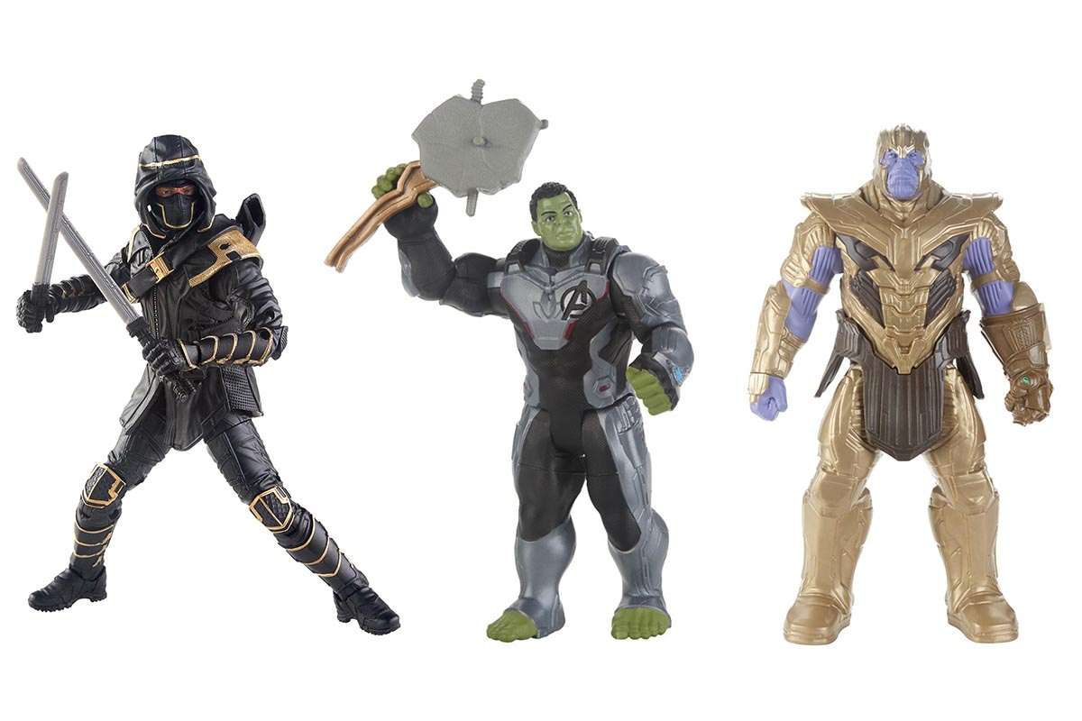 GALLERY: Endgame War Toys